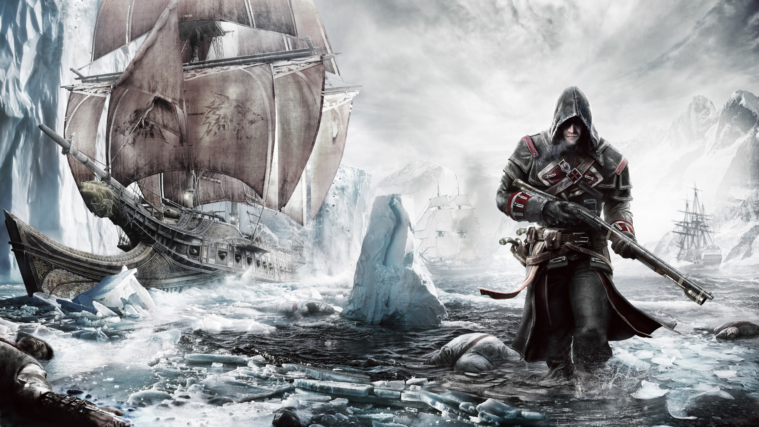 2560x1440 Tags: Assassin's Creed Rogue ...