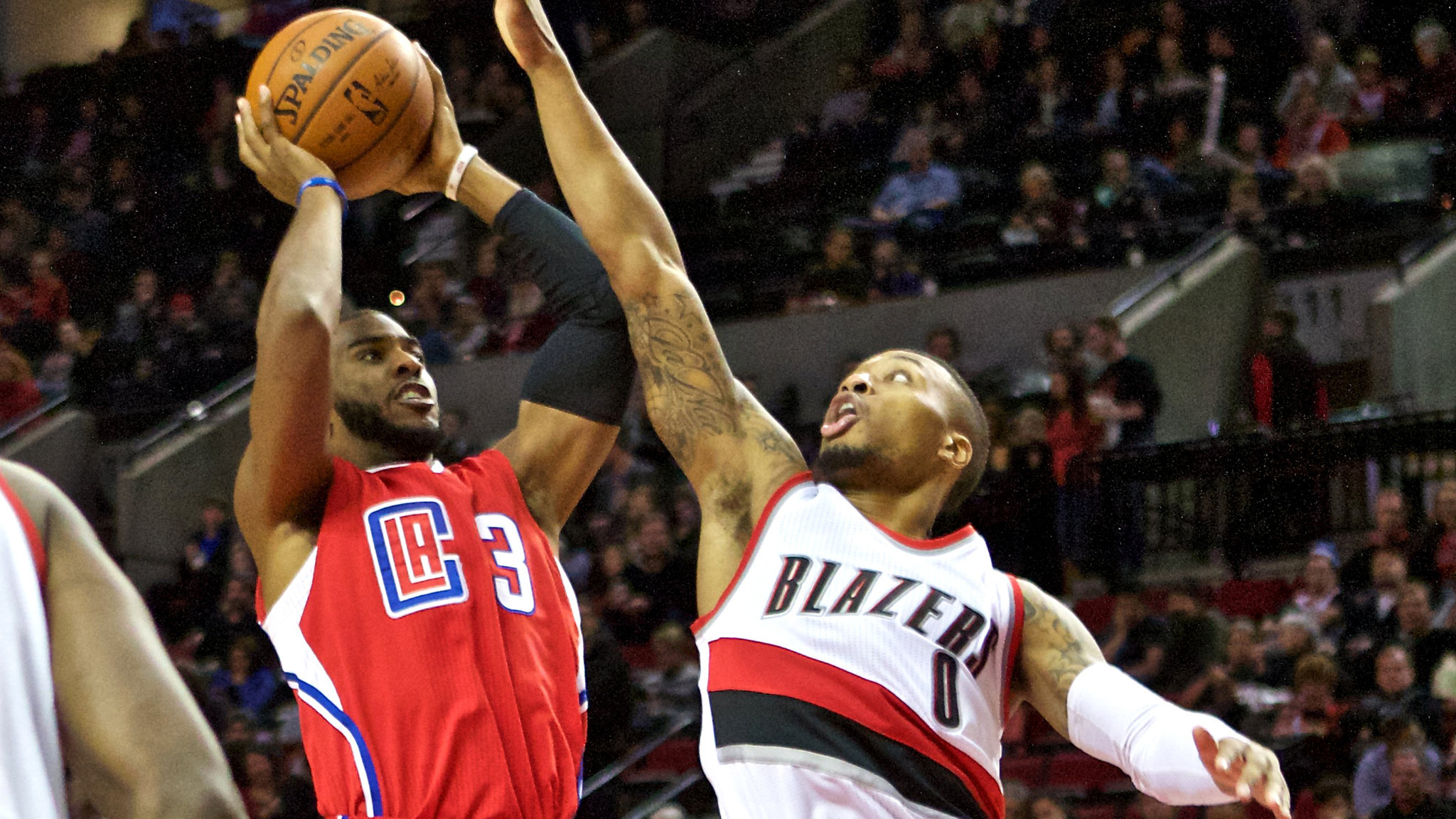 2048x1152 Trail Blazers snap seven-game losing streak with 102-91 win over Clippers -  LA Times
