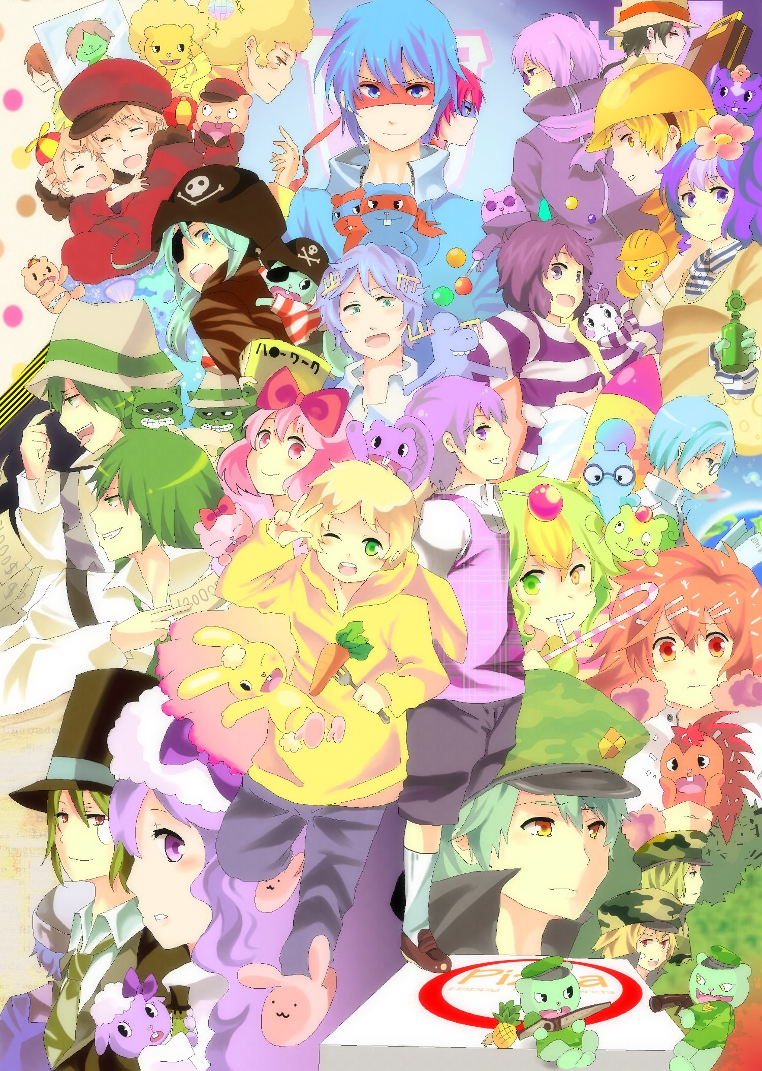 1500x2108 View Fullsize Happy Tree Friends Image