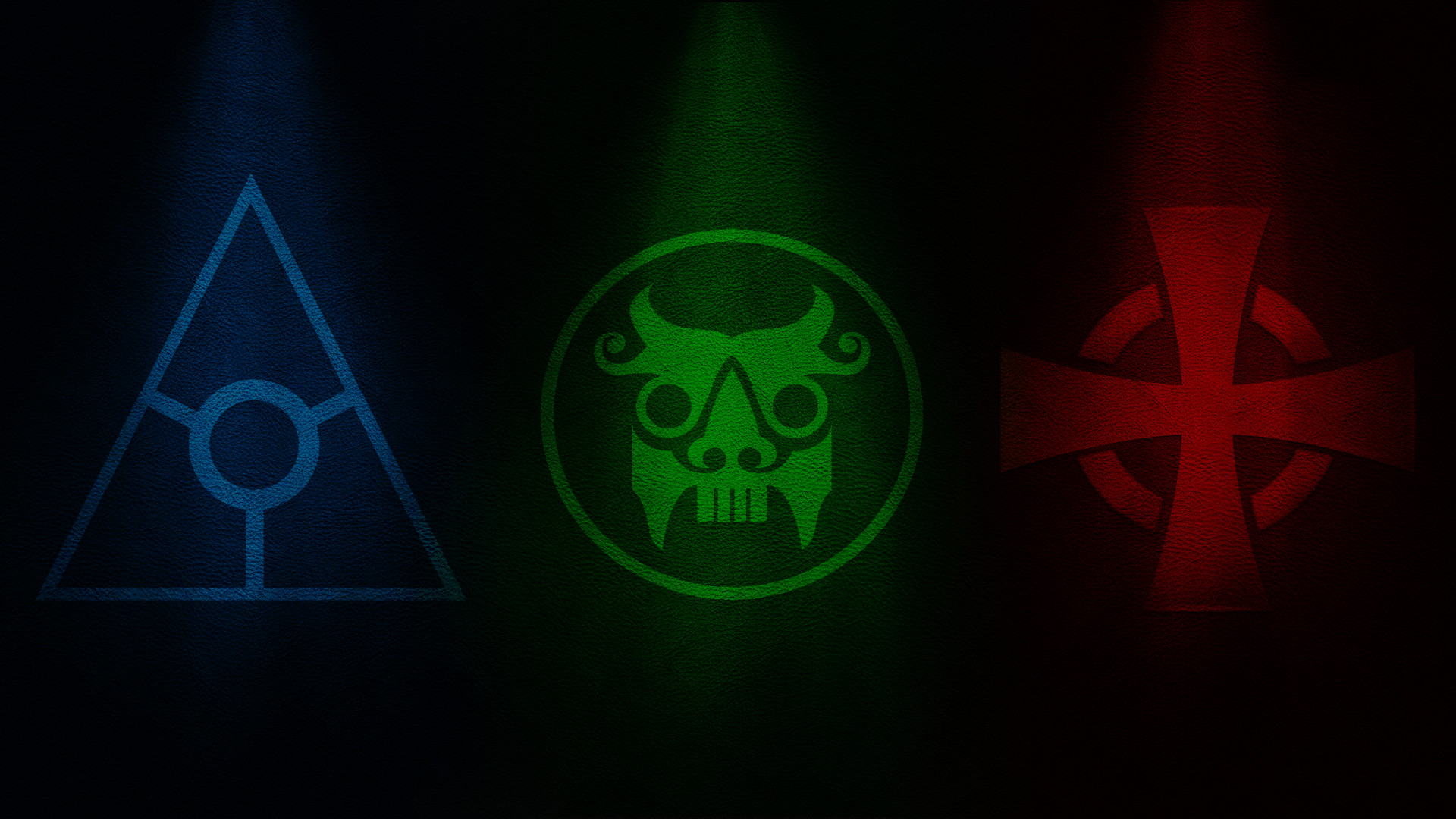 1920x1080 Combo Symbol The Secret World  Wallpaper by BlackLotusXX on .