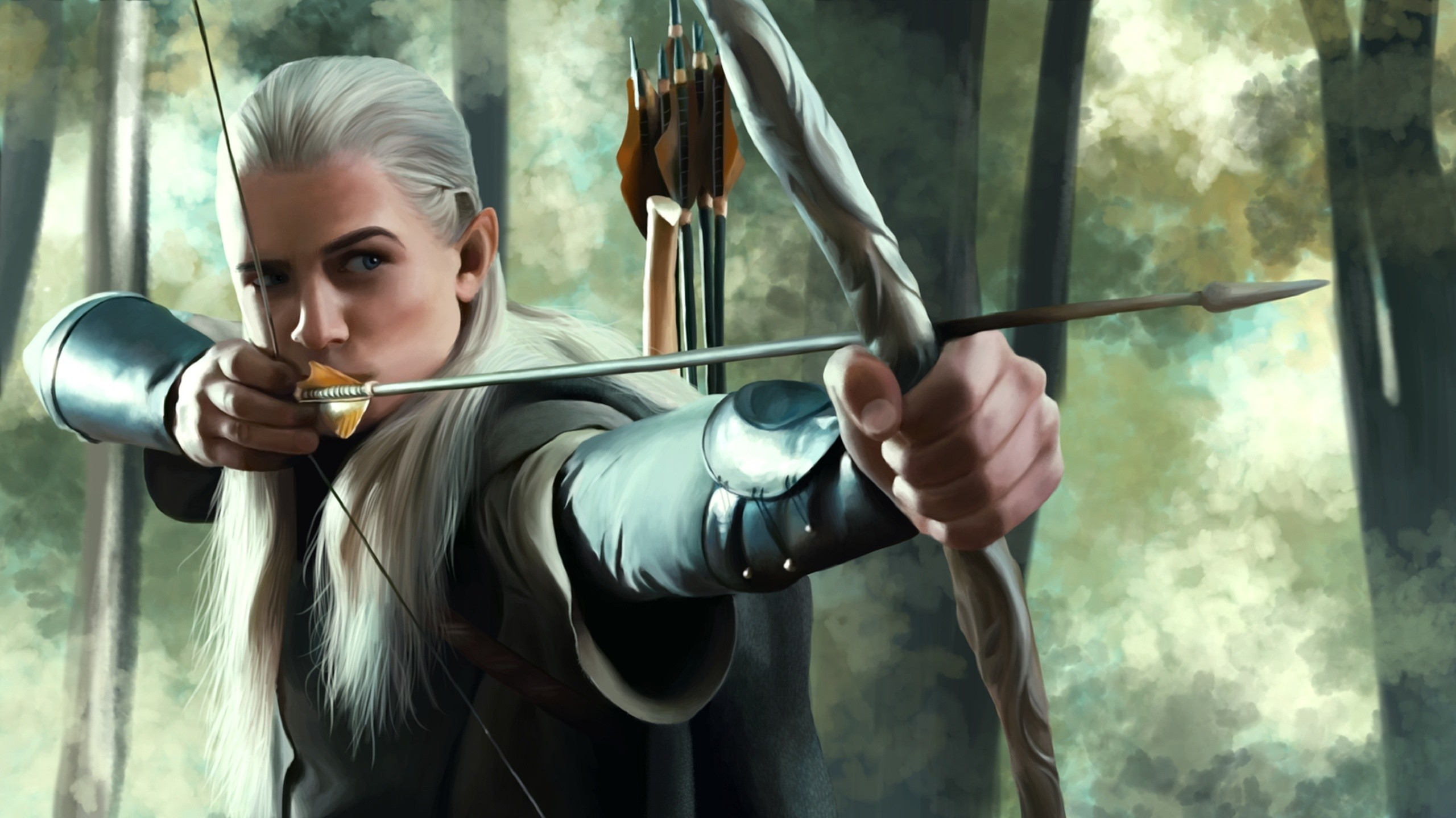 2560x1440  Elf, Legolas, The Lord Of The Rings, Elf The Prince Of The  Woodland Realm The Hobbit Legolas The Lord Of The Rings ..., ..., The  Hobbit, Films, ...