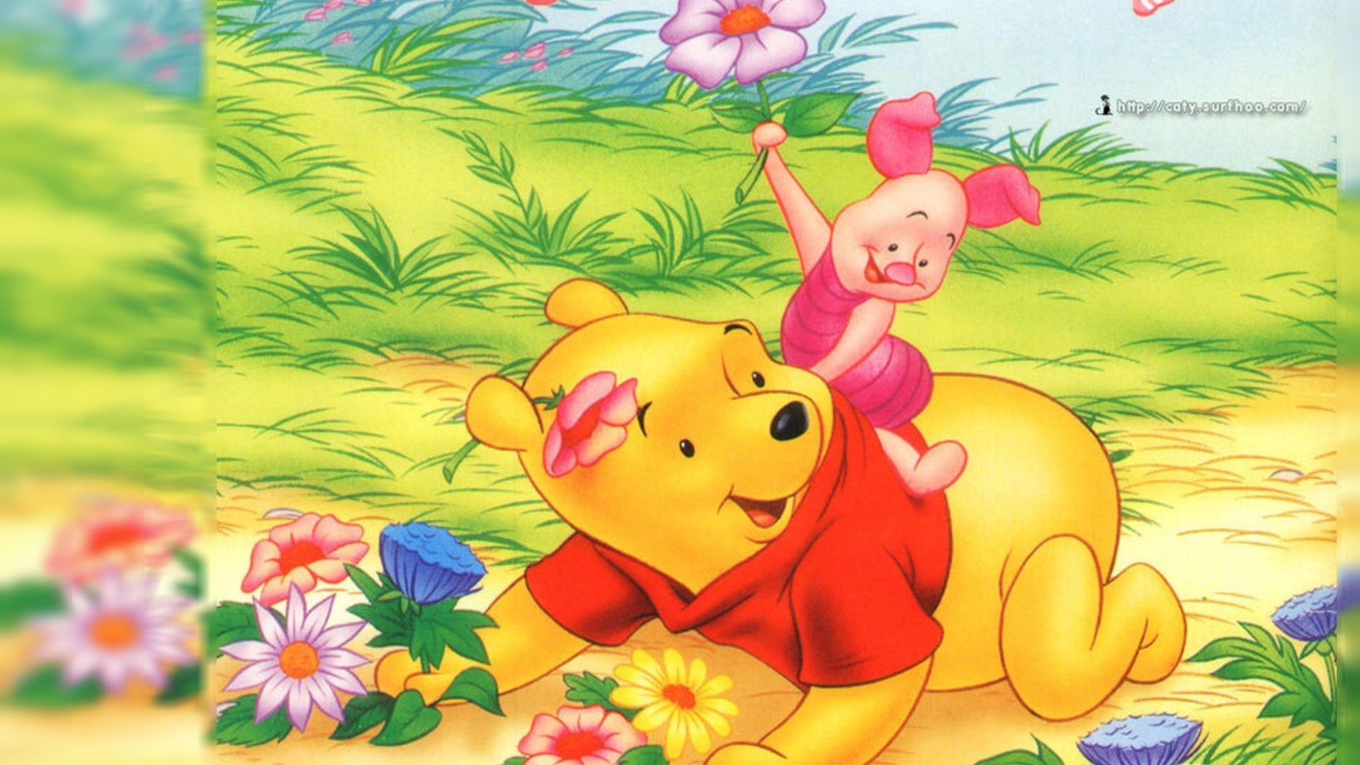 1920x1080 Winnie The Pooh HD Wallpaper | Background Image |  | ID:425095 -  Wallpaper Abyss