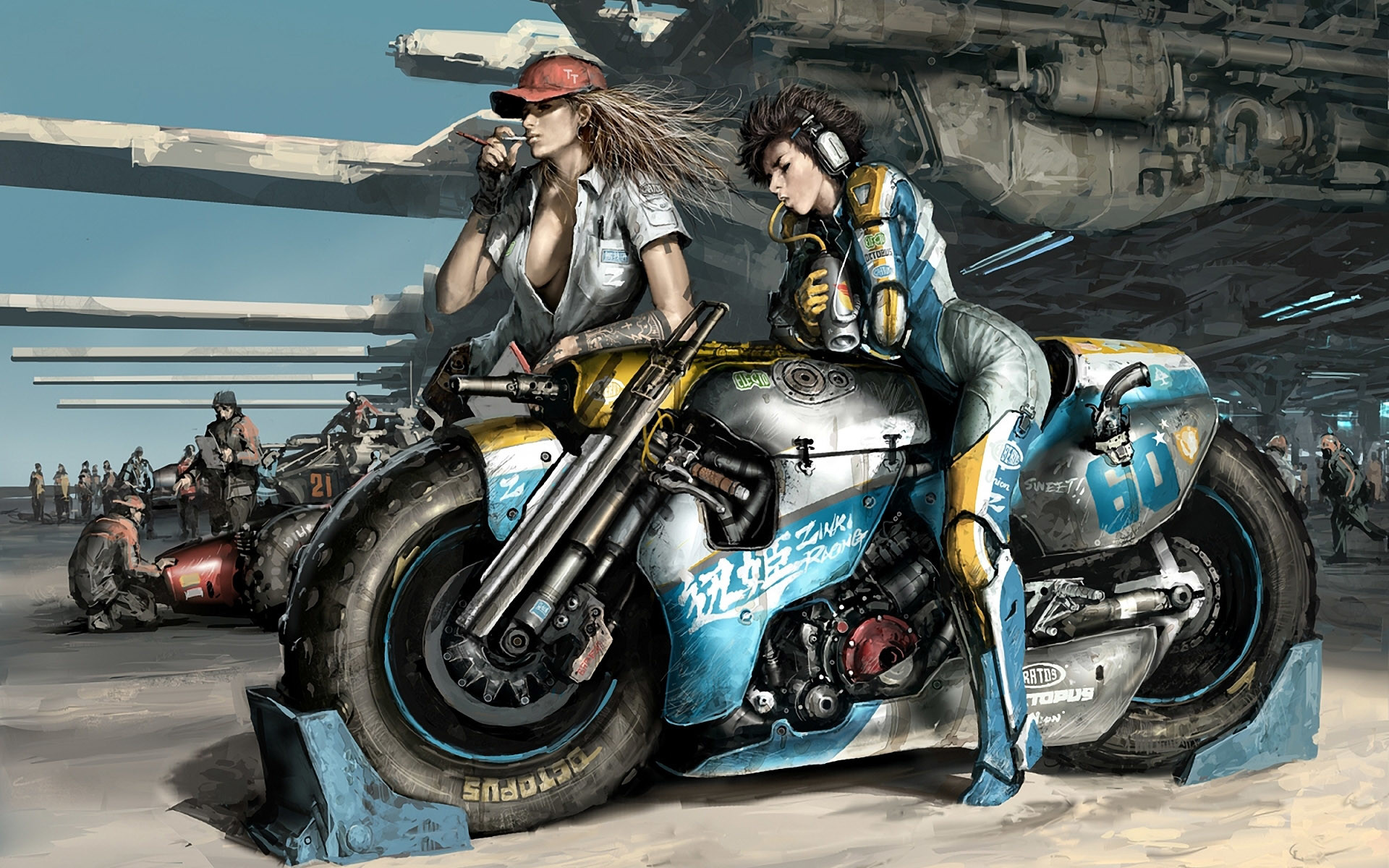 Mission dolores 2014x1343 city biker girl motorbike harley davidson hd wallpaper 1855983 sciox Image collections