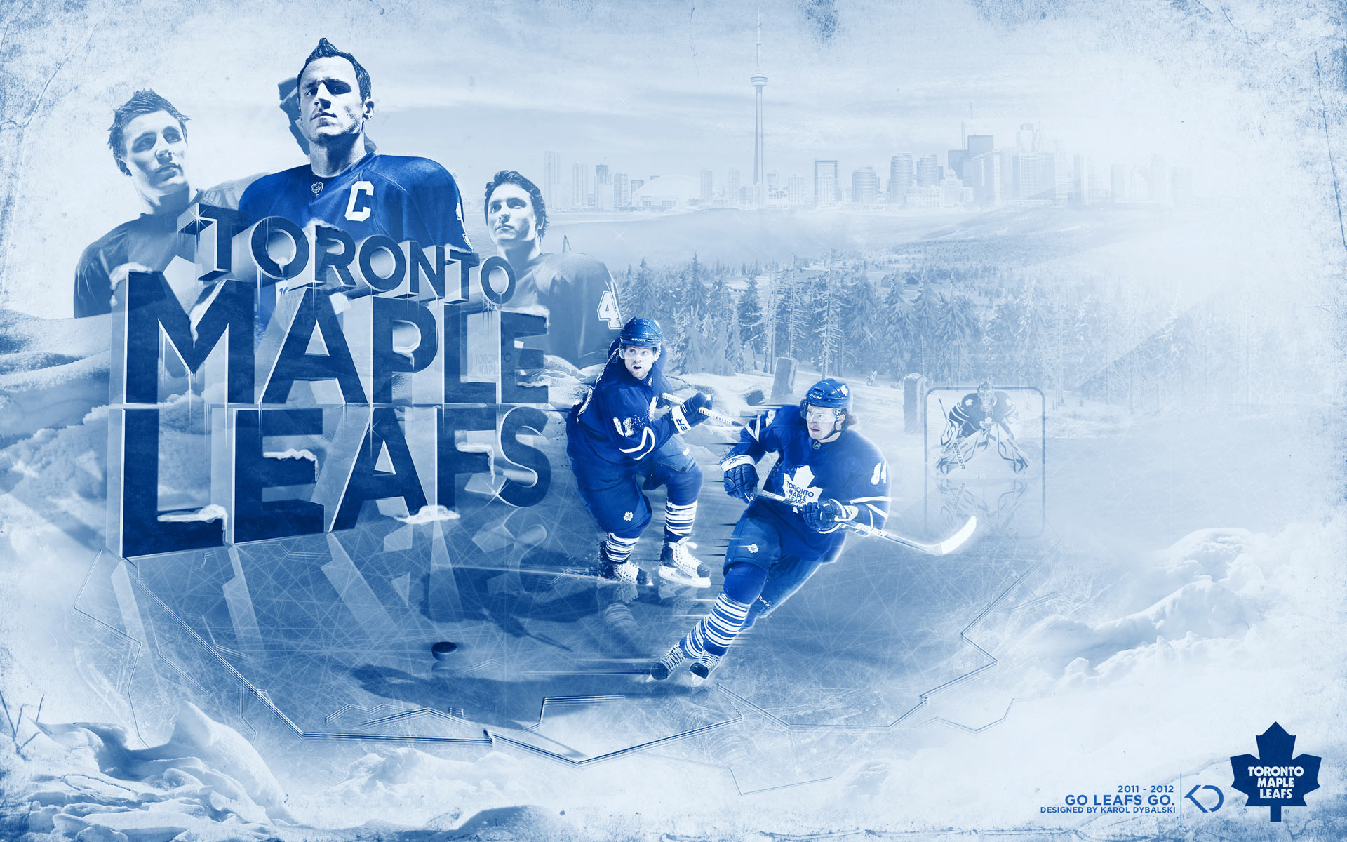 1920x1200 Toronto Maple Leafs Backgrounds Wallpapers Wallpapersafari