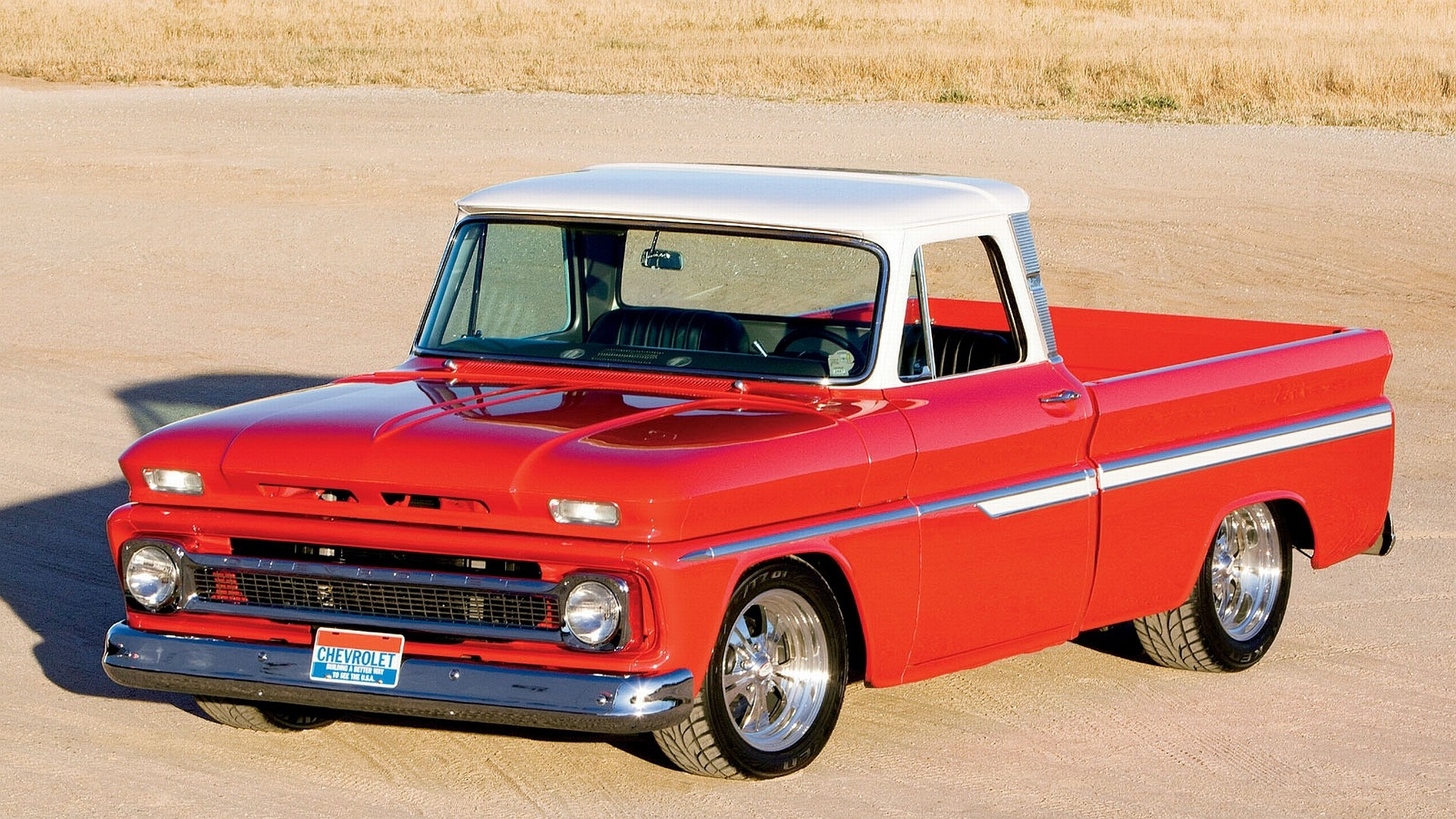 1920x1080 early 60s Chevy · Chevrolet TrucksDesktop WallpapersDesktop Background  Images