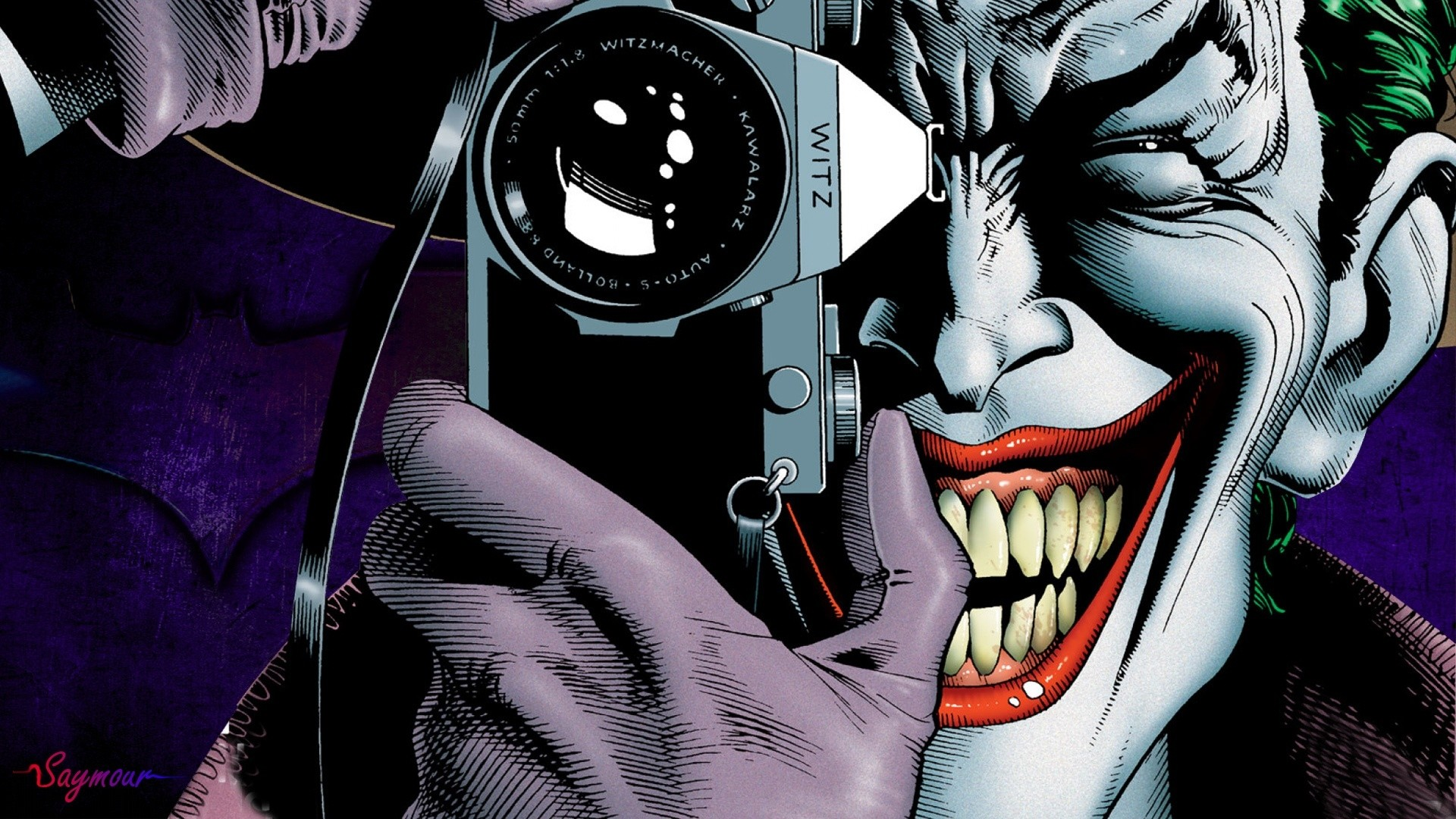 1920x1080 Joker wallpaper hd animated