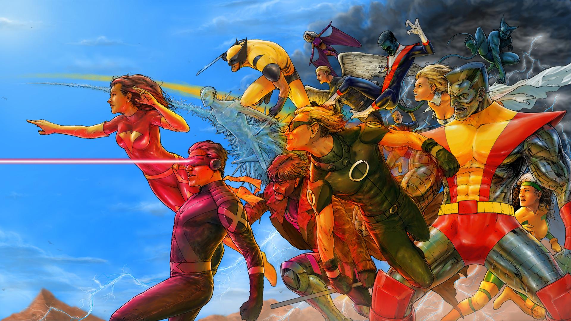 X Men Wallpaper Hd 68 Images