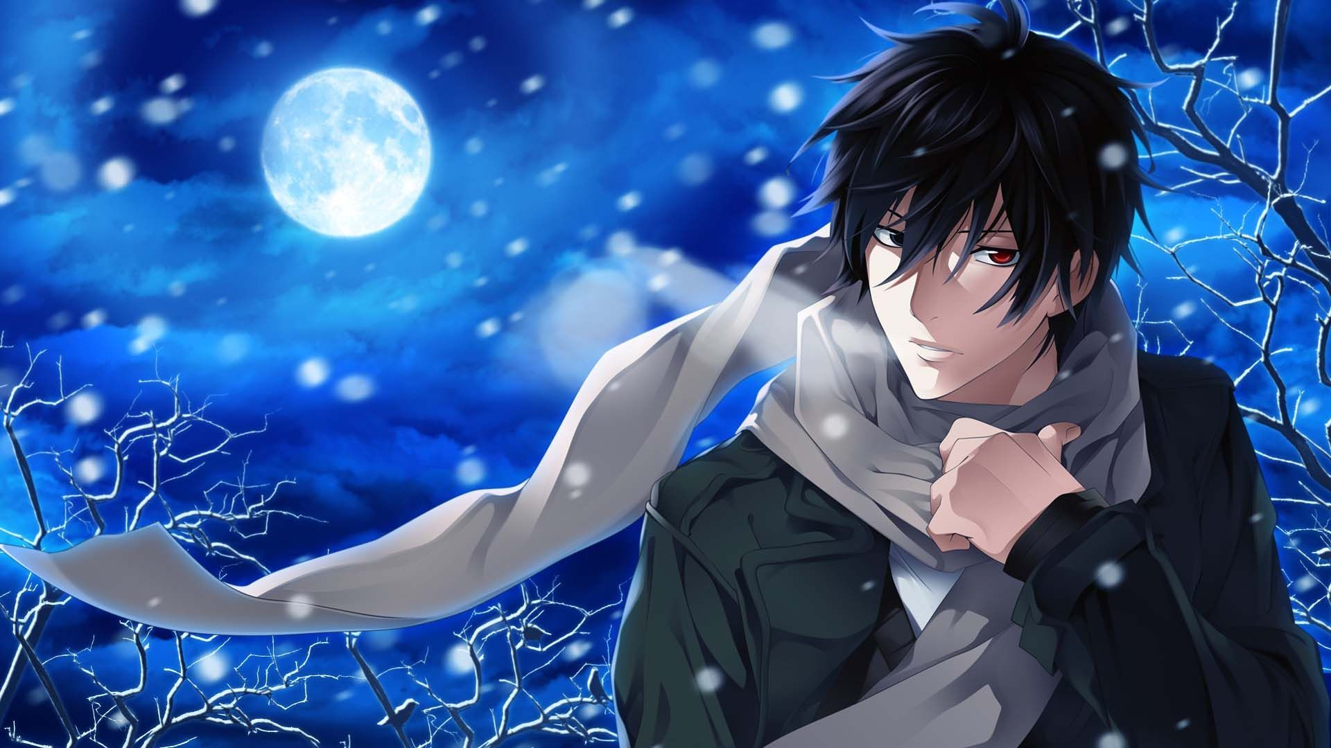 Anime boy wallpaper 66 images - Anime boy hd picture ...