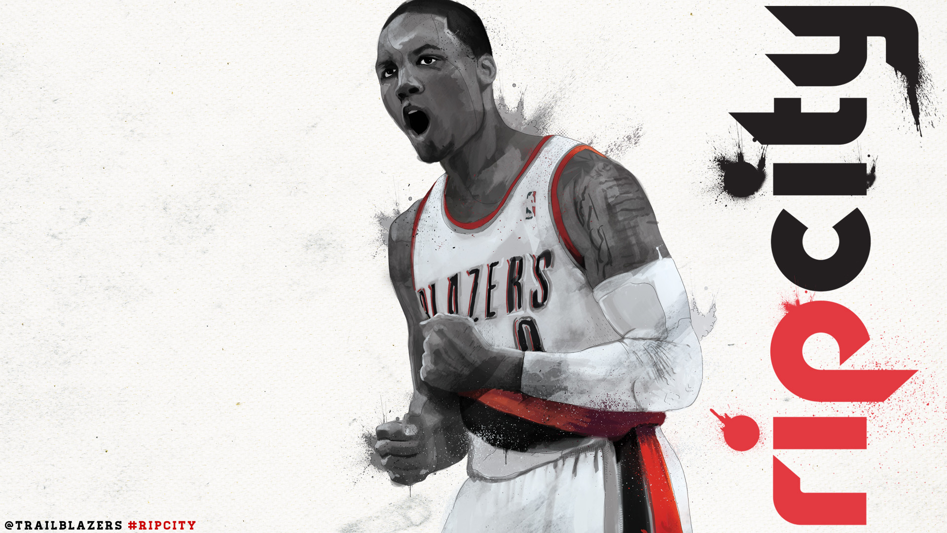 1920x1080 Damian Lillard Iphone Wallpaper Damian lillard