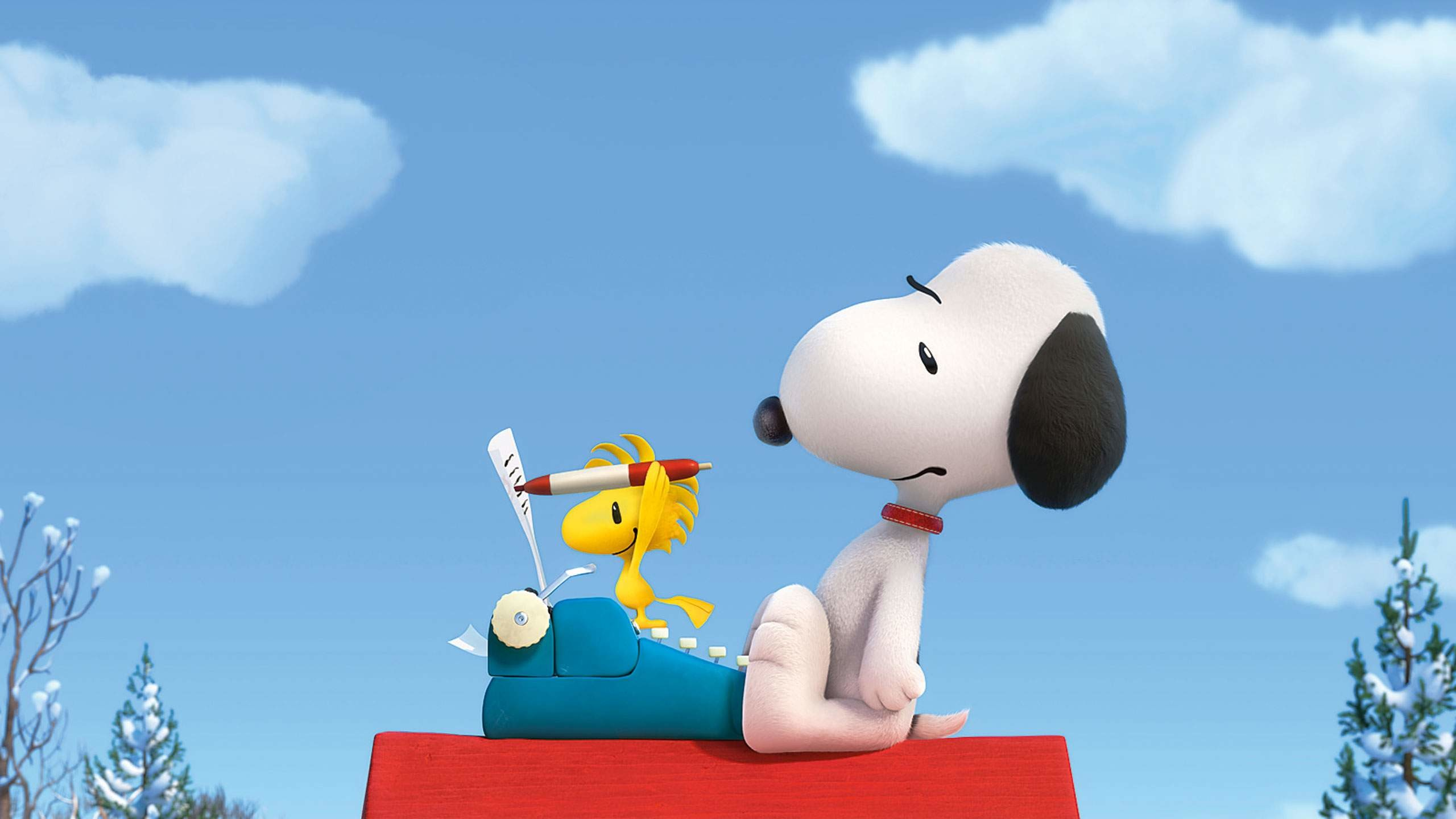 Snoopy Wallpaper Desktop Background