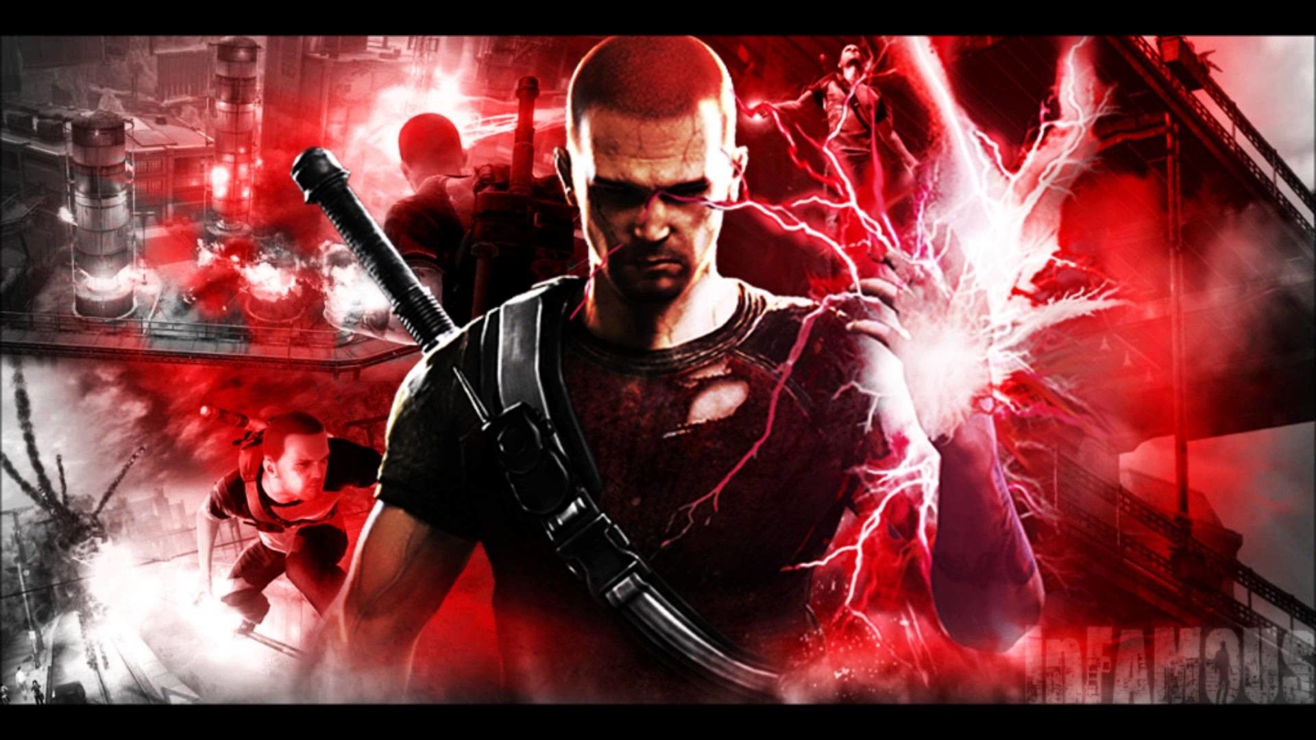 "1920x1080  Infamous 2 Wallpapers HD Group (72)"">"