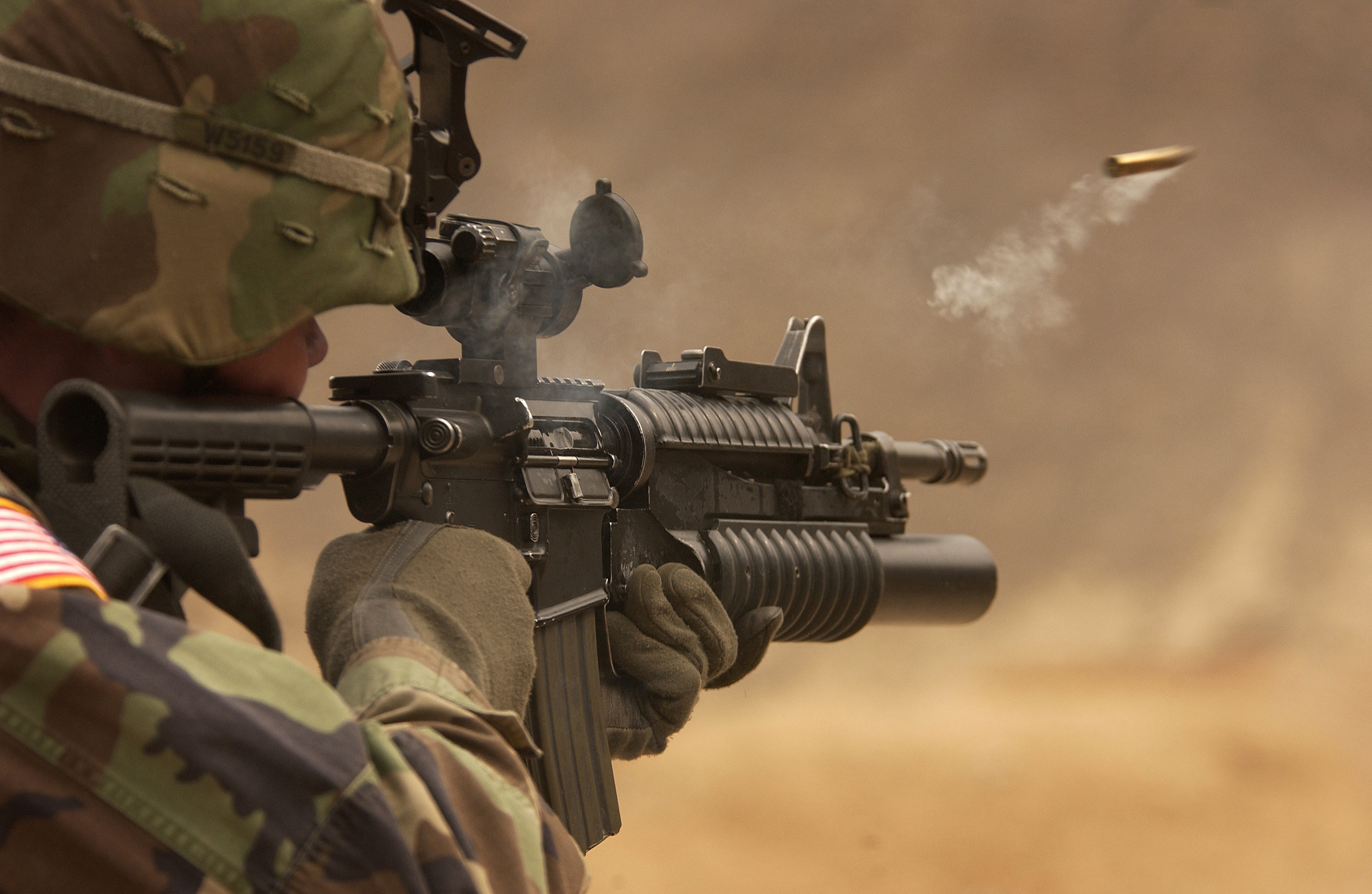 3008x1960 HD Wallpaper | Background Image ID:11385.  Military Soldier