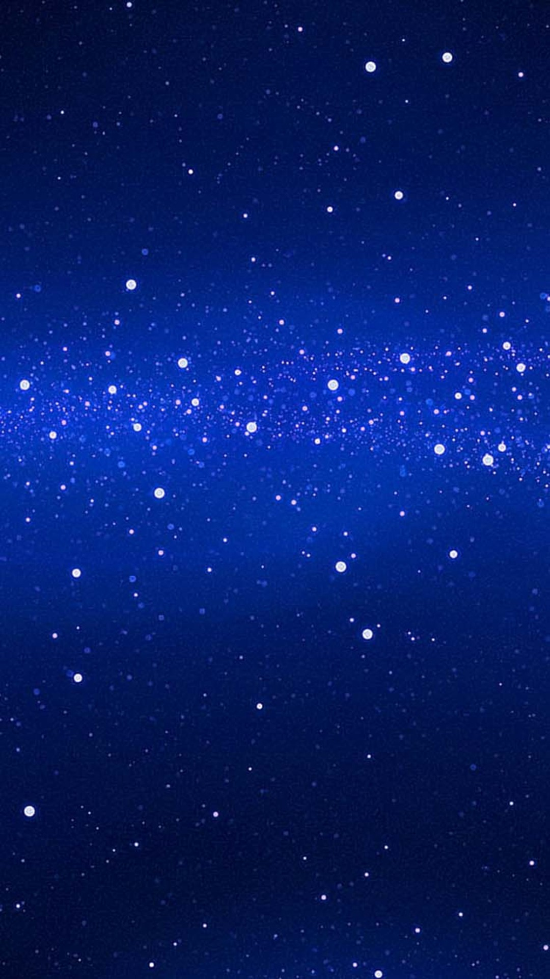 1080x1920 Blue Space Deep Field Stars #iPhone #6 #plus #wallpaper