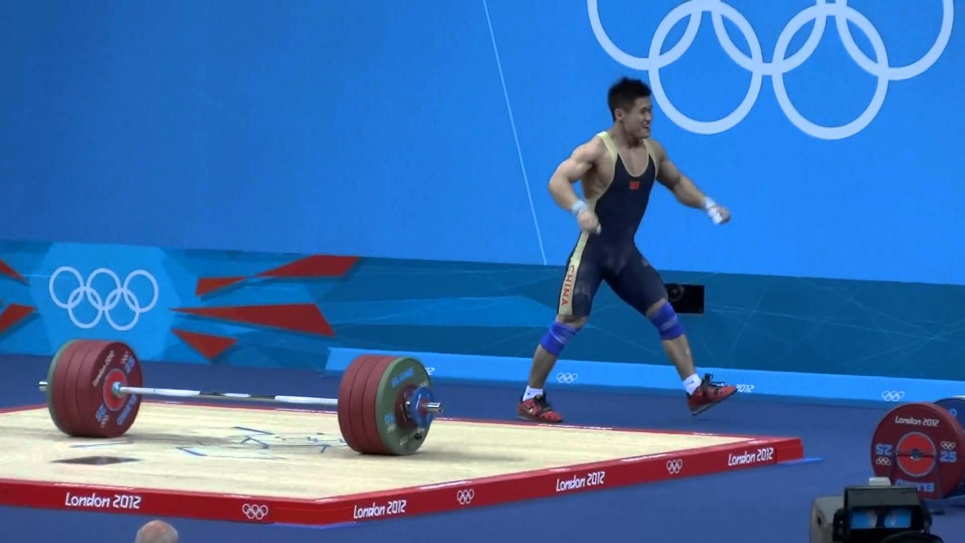 1920x1080 Olympic Weightlifting World Record 2012