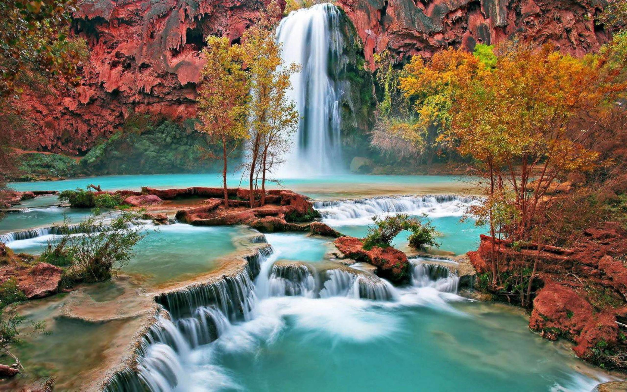2560x1600 Animated waterfall wallpapers free download ~ Wallpapers Idol