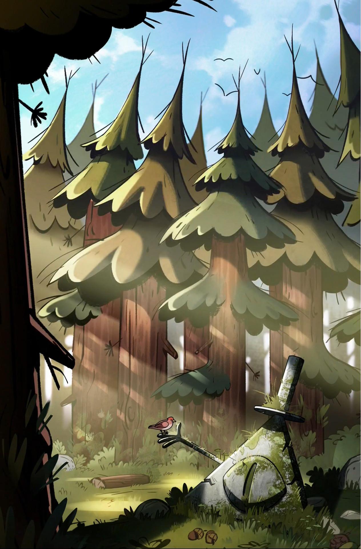 Gravity Falls Iphone Wallpaper 65 Images