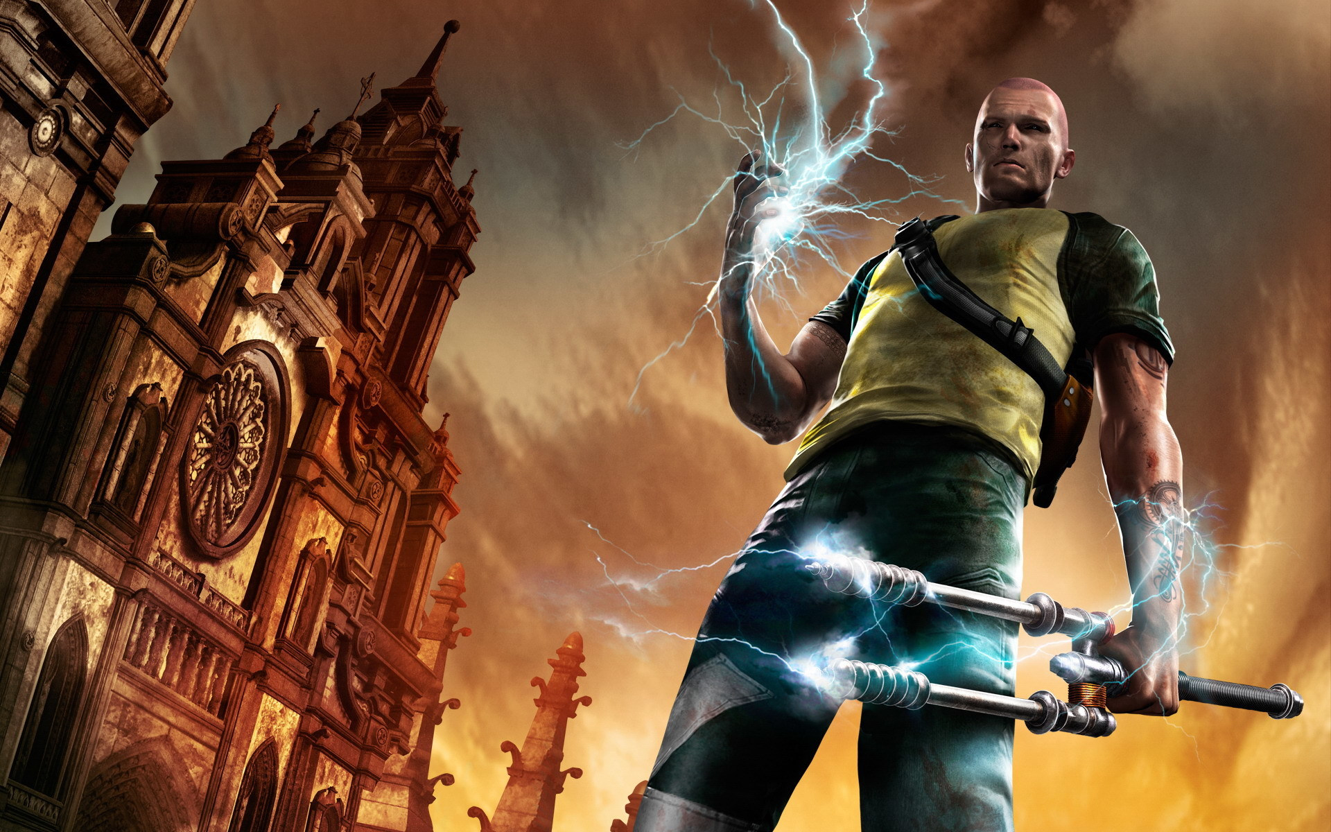 Infamous 2 Wallpapers (72+ images)