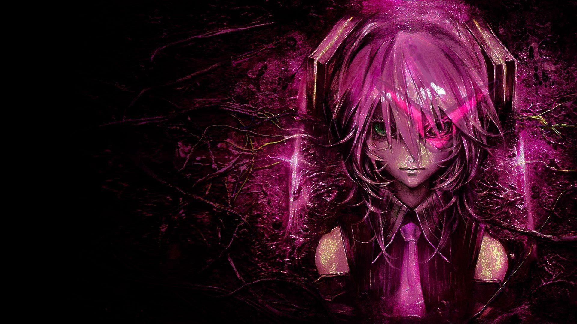 Badass anime wallpaper 65 images - Anime wallpaper black background ...