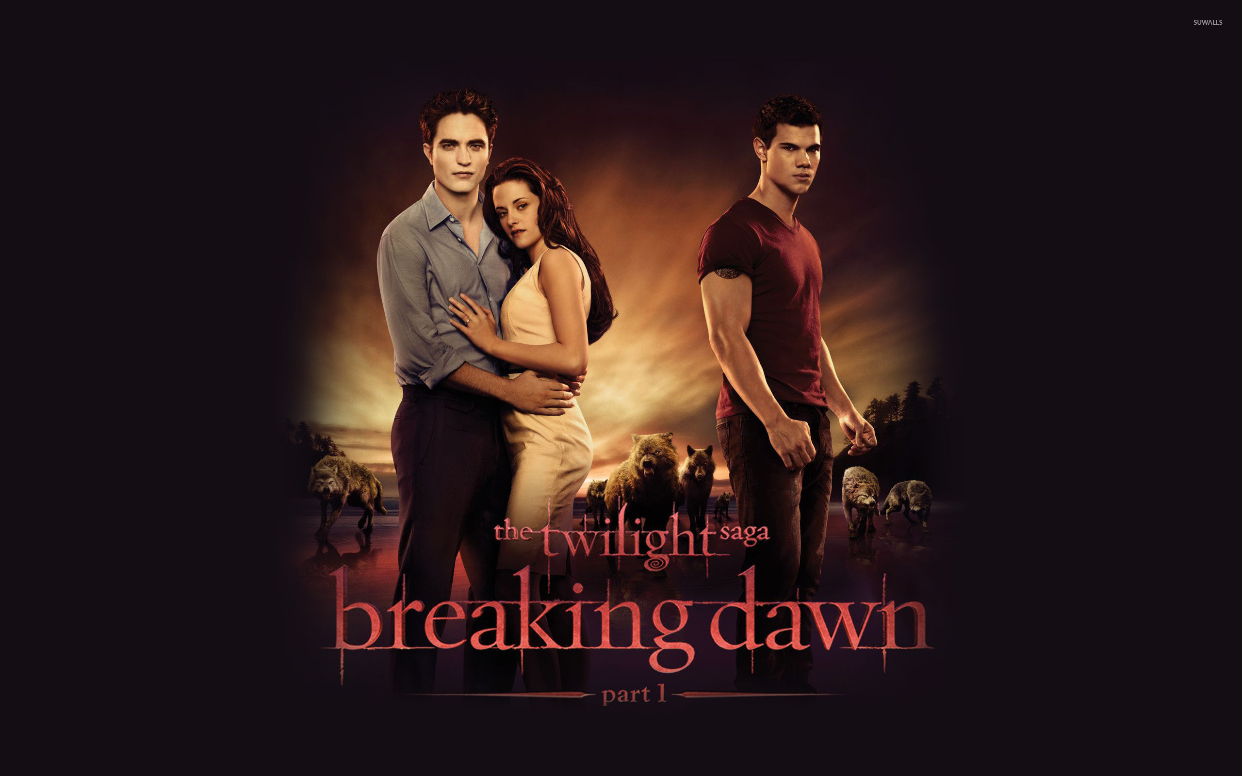 twilight breaking dawn wallpaper (62+ images)