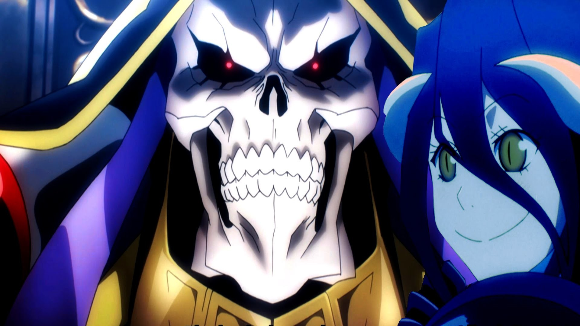 1920x1080 Overlord Episode 4 オーバーロード Anime Review - Ainz The Overlord - YouTube