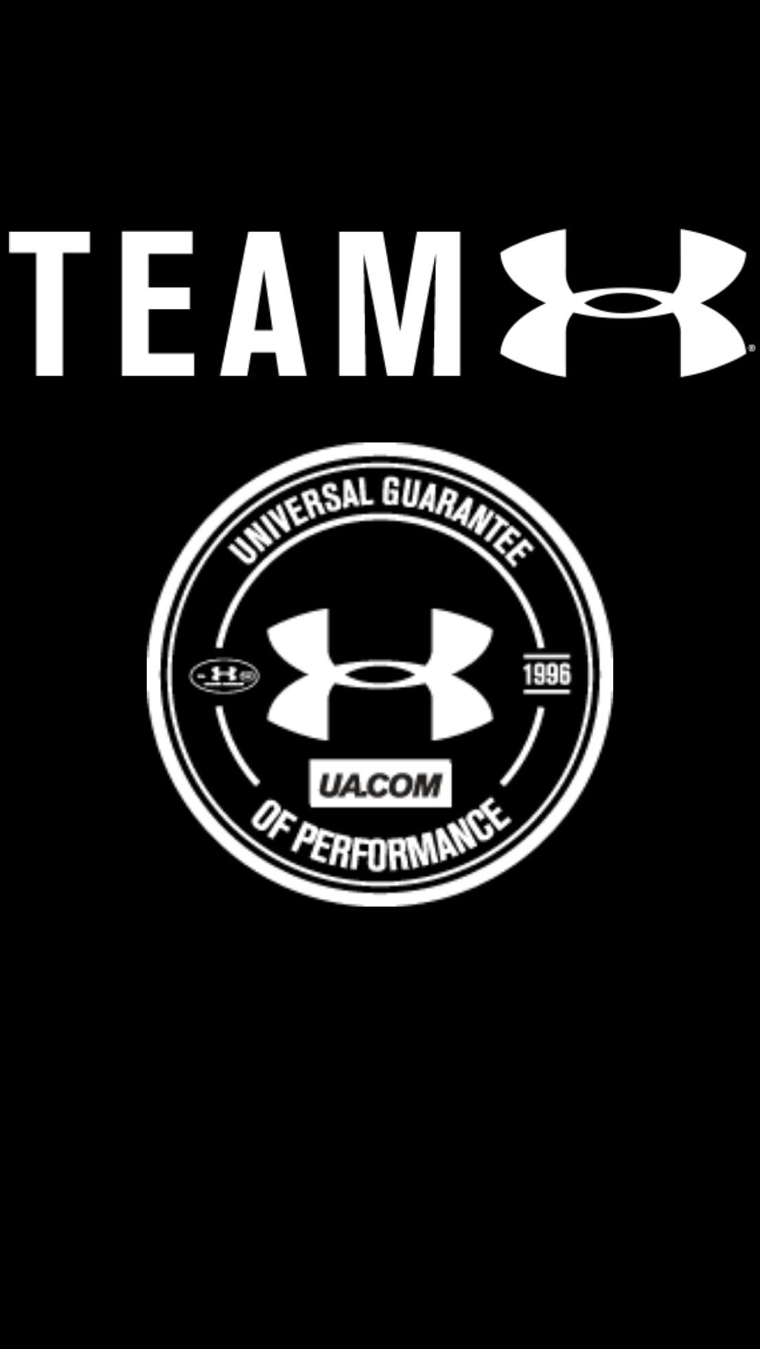 1107x1965 #under armour #black #wallpaper #android #iphone