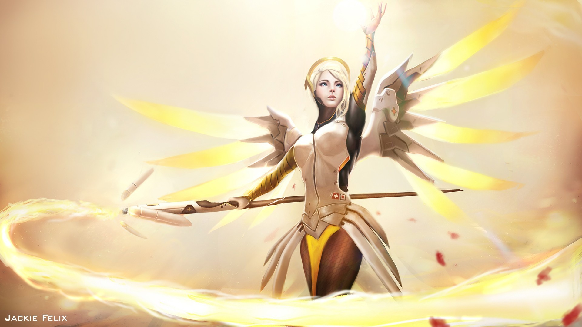 Mercy Wallpapers 71 Images