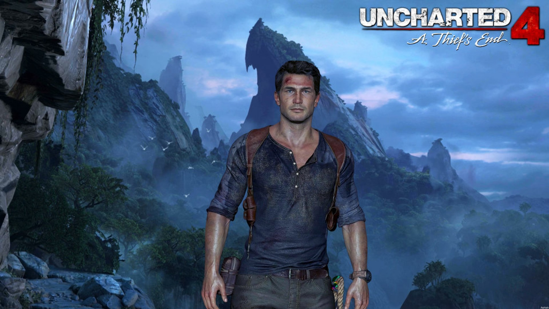 1920x1080 Image - Uncharted-wallpaper-by-ashish-kumar-on-uncharted-4-wallpaper-.jpg |  Uncharted Wiki | FANDOM powered by Wikia