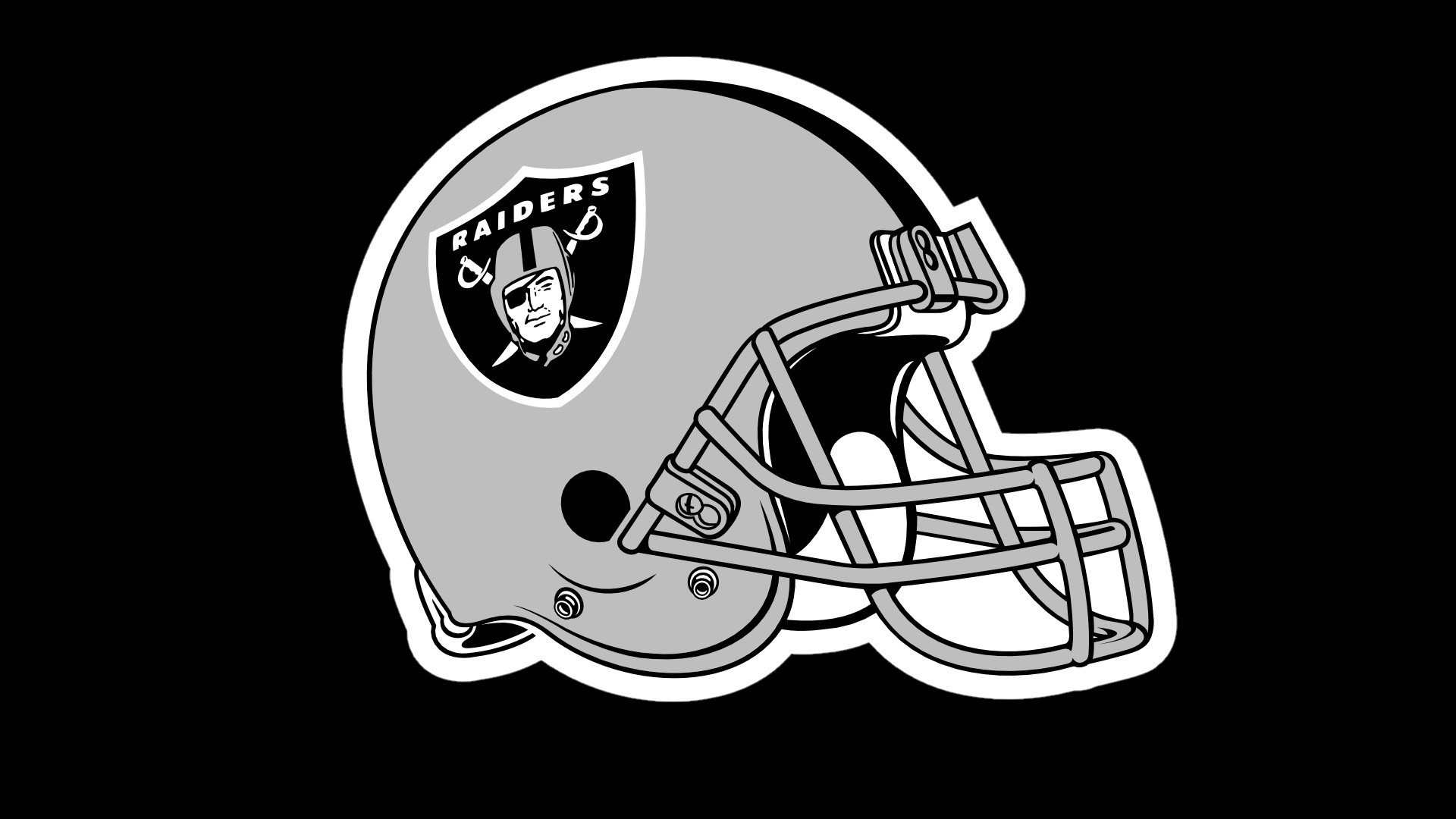 1920x1080 Oakland Raiders Logo Wallpaper » WallDevil - Best free HD desktop .