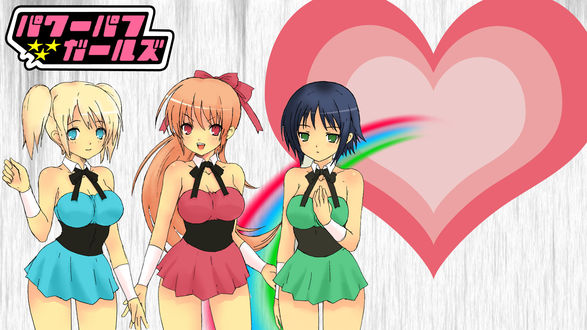 2048x1152 Powerpuff Girls Wallpaper  Powerpuff, Girls