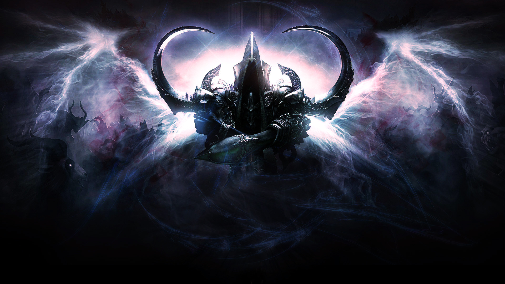 1920x1080 annaluci 147 12 Diablo 3 - Reaper of Souls Wallpaper by NIHILUSDESIGNS