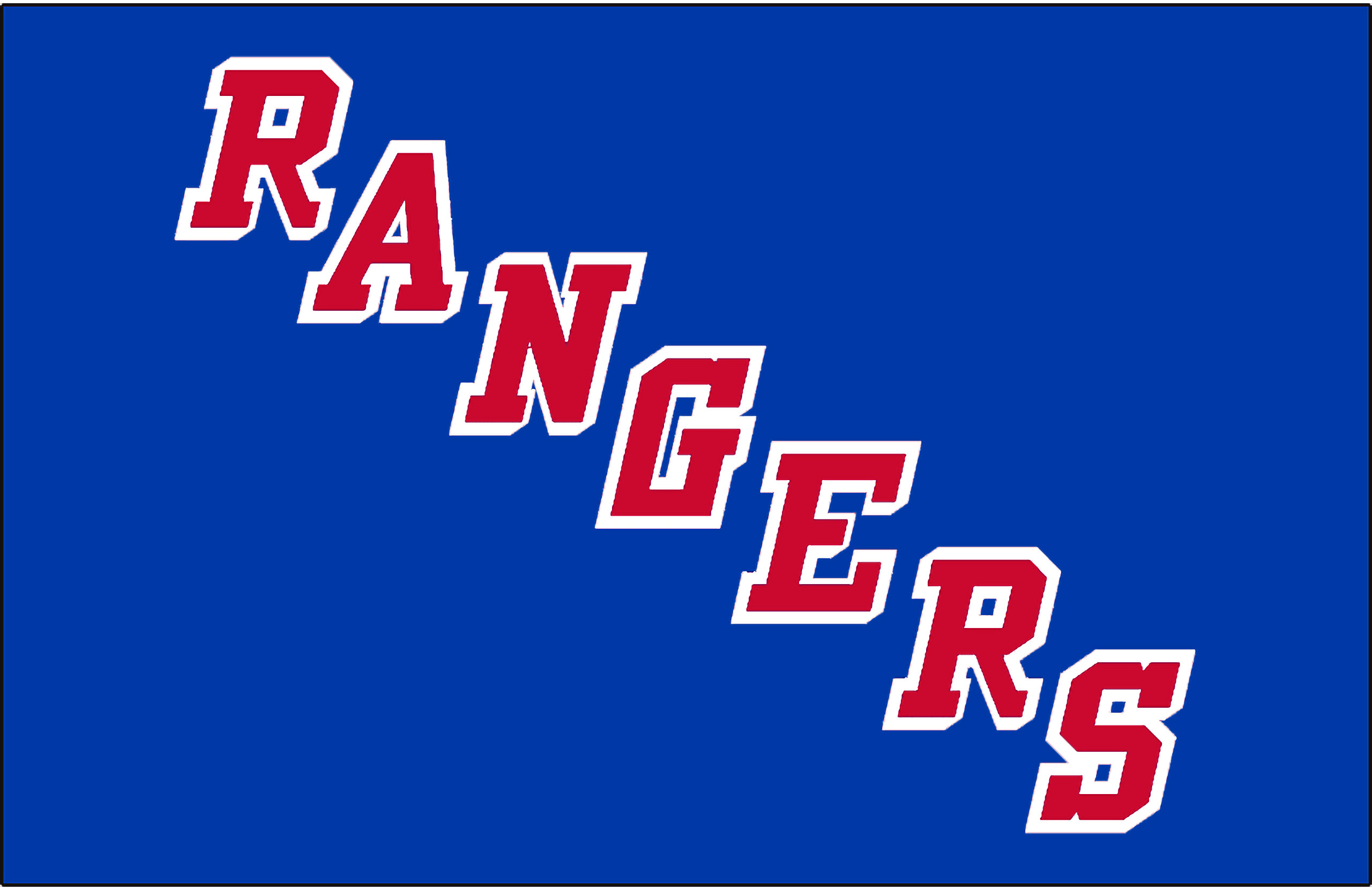 2560x1440 New York Rangers Wallpaper - Desktop - HD, Minimal, 1440p