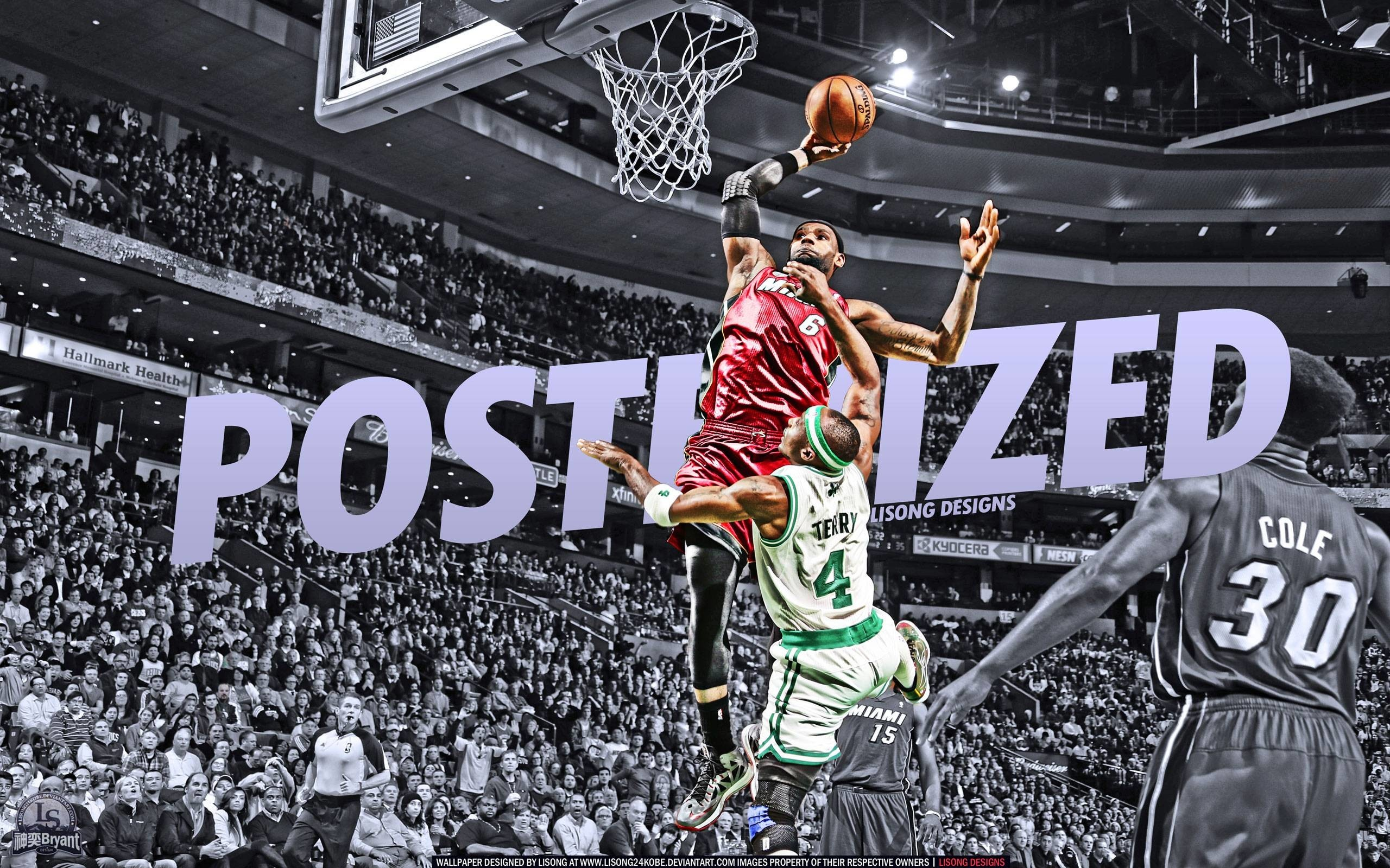 2560x1600 Lebron James Wallpaper Dunk