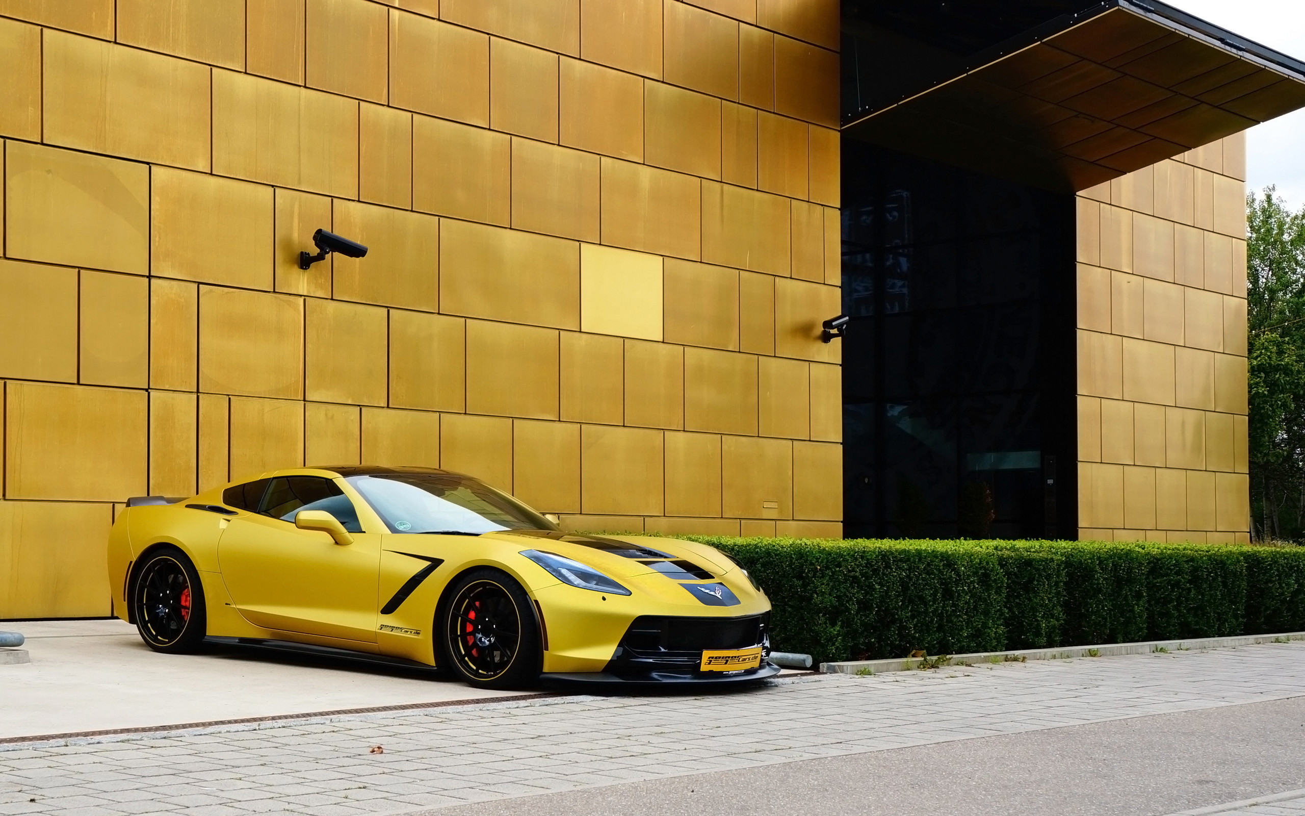 2560x1600 GeigerCars Chevrolet Corvette C7 Stingray 2014