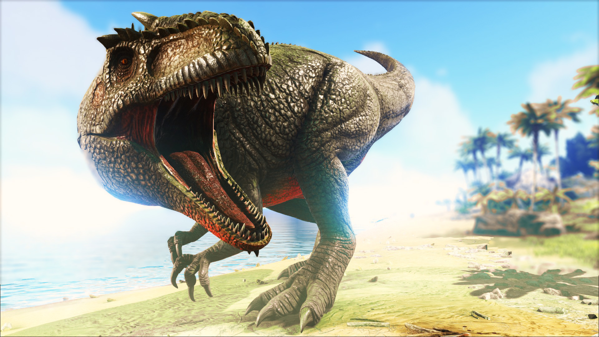 HD Dinosaur Wallpapers (67+ images)