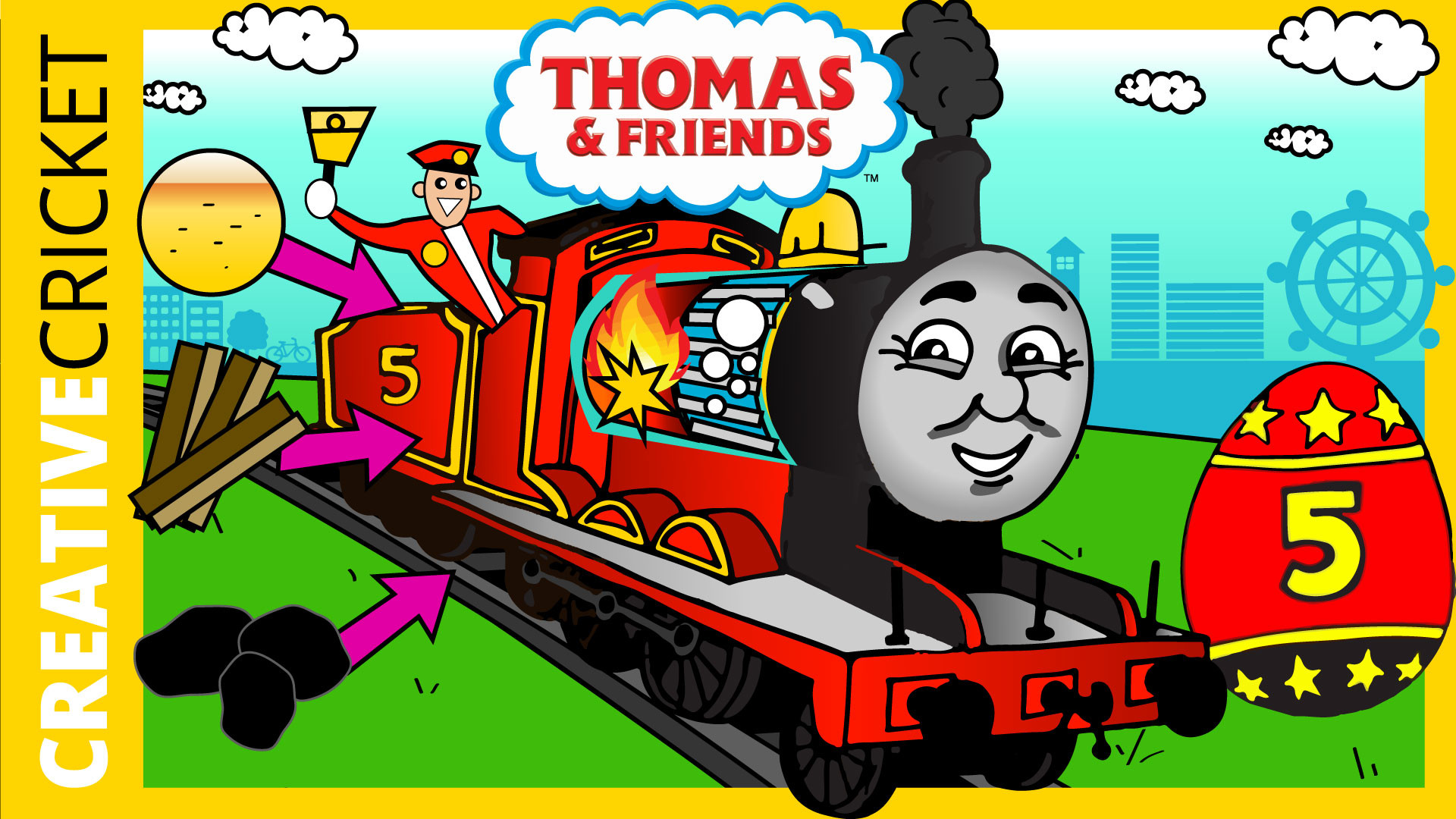 1920x1080 ... Jump to Thomas and Friends Adventures with James