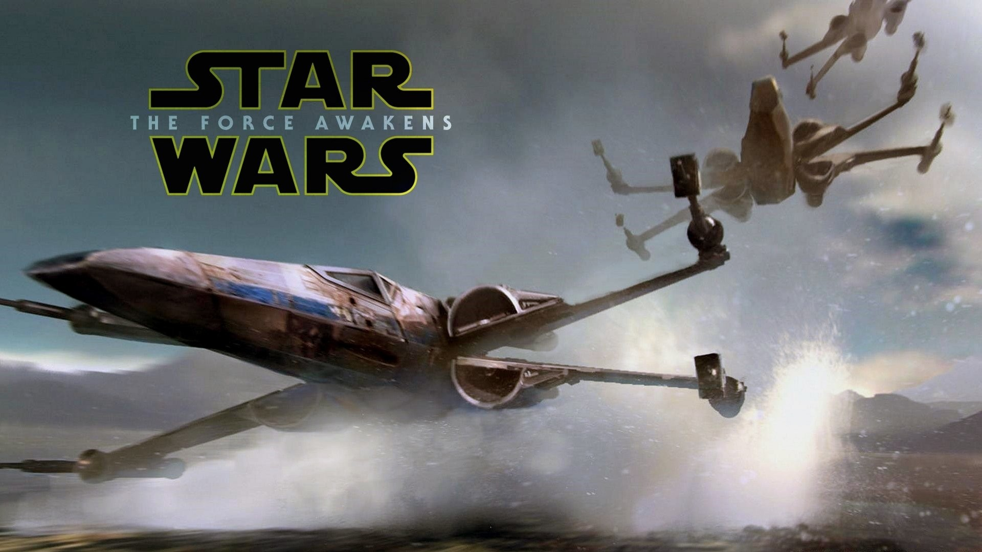 1920x1080 X wing wallpaper small