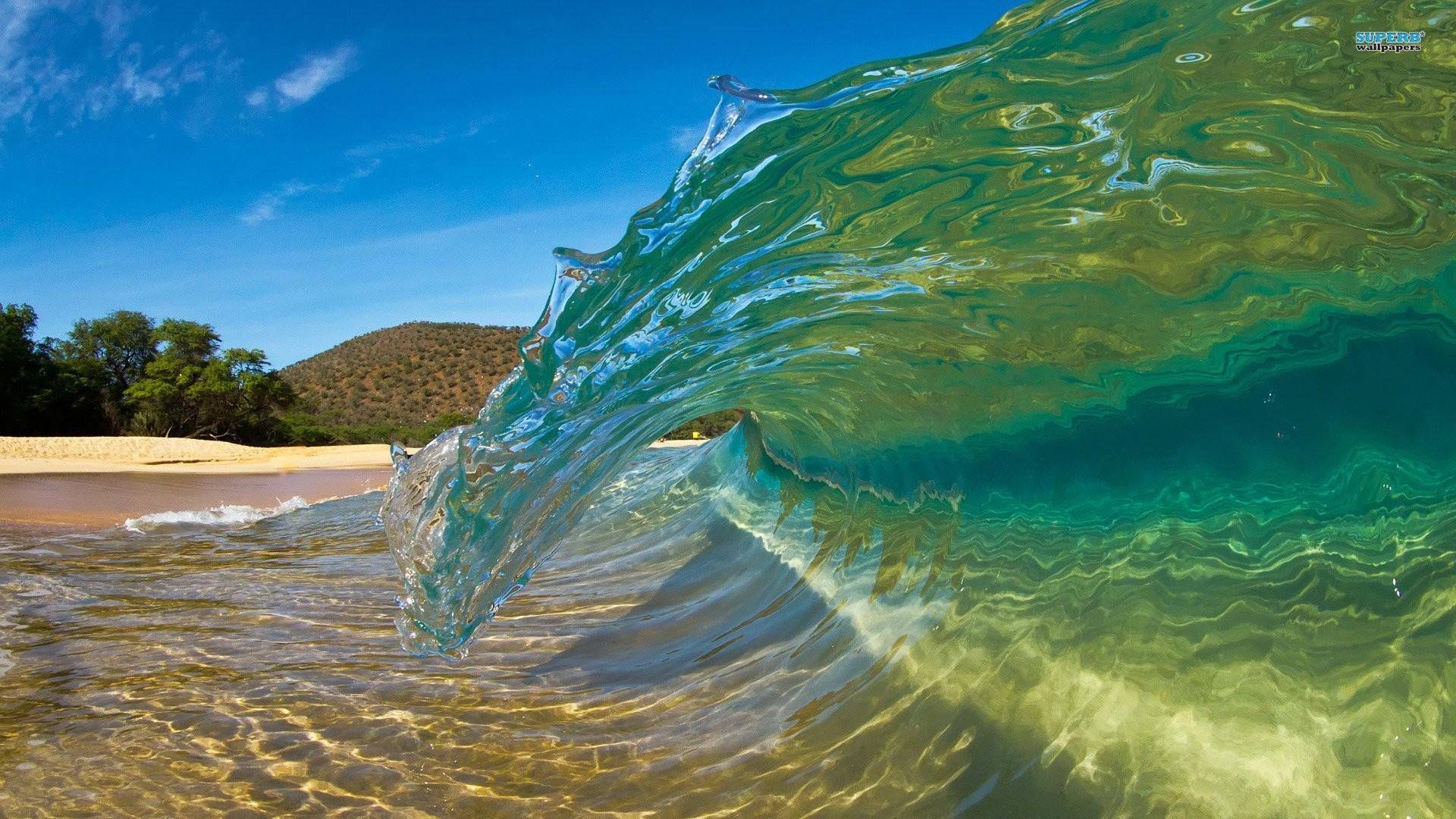 Hd Wave Wallpaper 74 Images