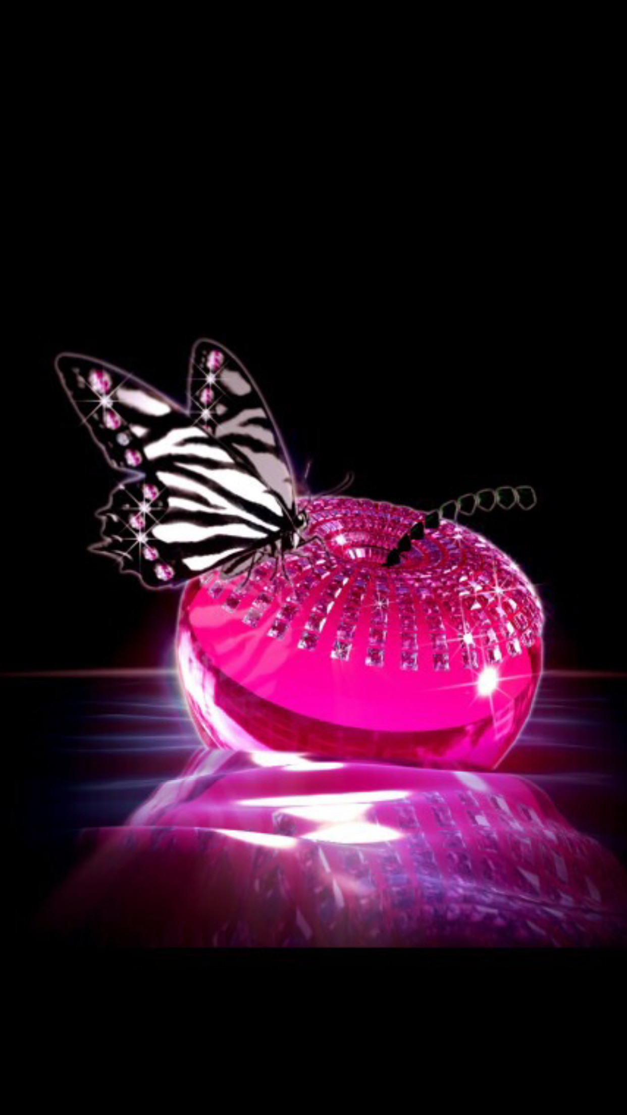 Pink and