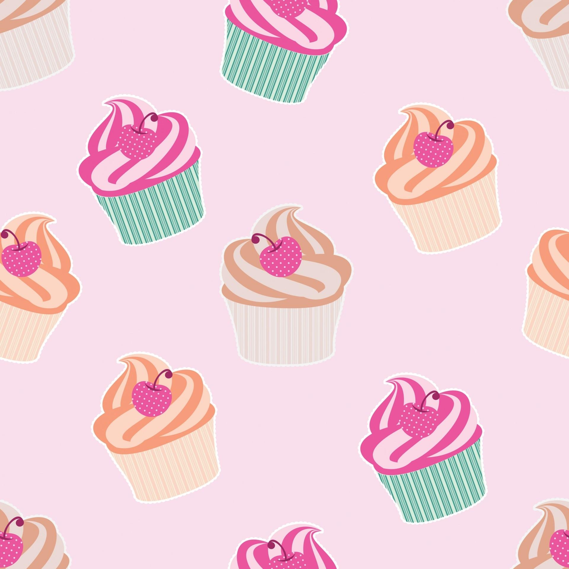 Pink CuPCake Wallpaper (63+ images)