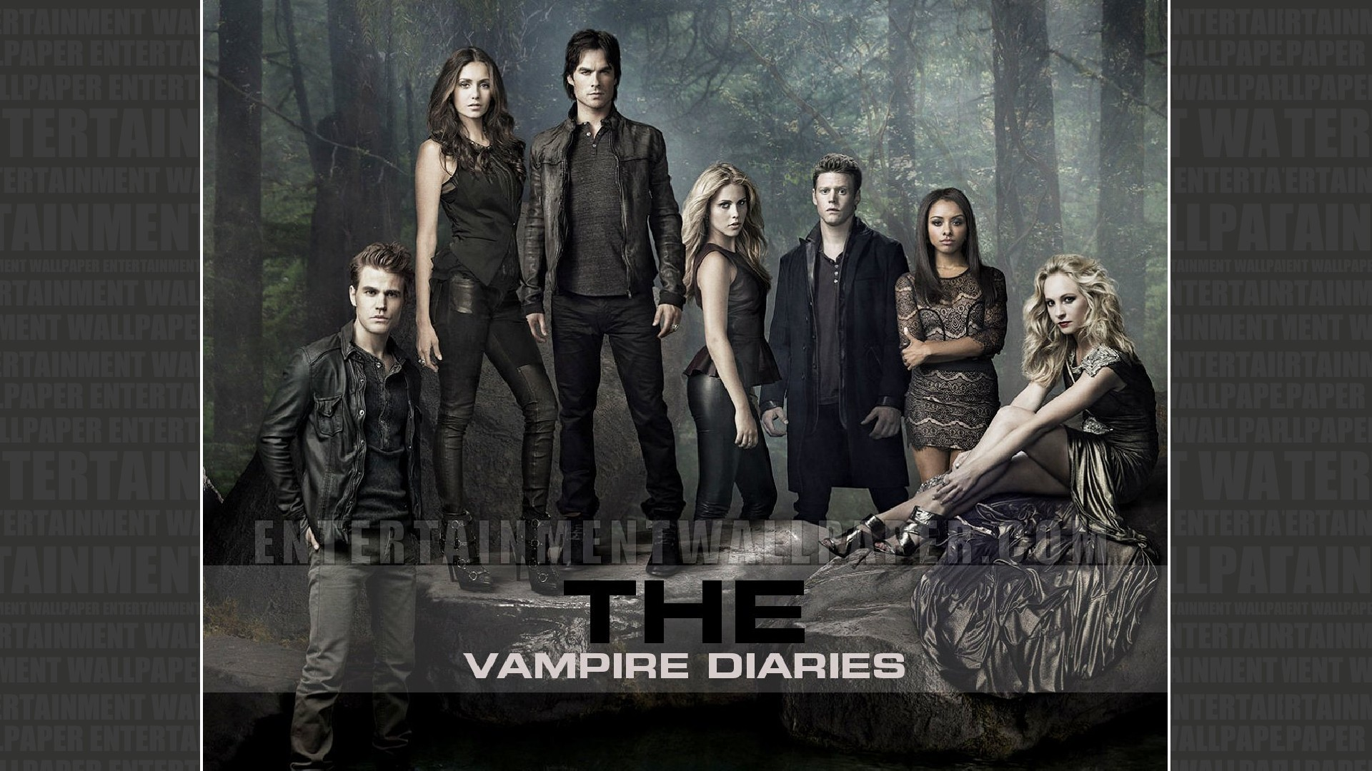Wallpaper The Vampire Diaries: Vampire Diaries Wallpapers (77+ Images