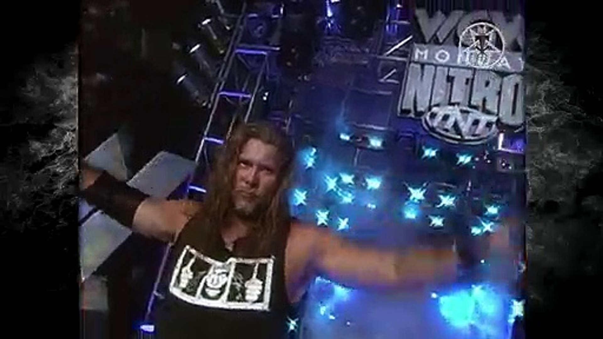 1920x1080 The Sting Crow Era Vol. 77 | Sting vs Kevin Nash w/ Konnan WCW Title Match  4/6/98 (1/2)