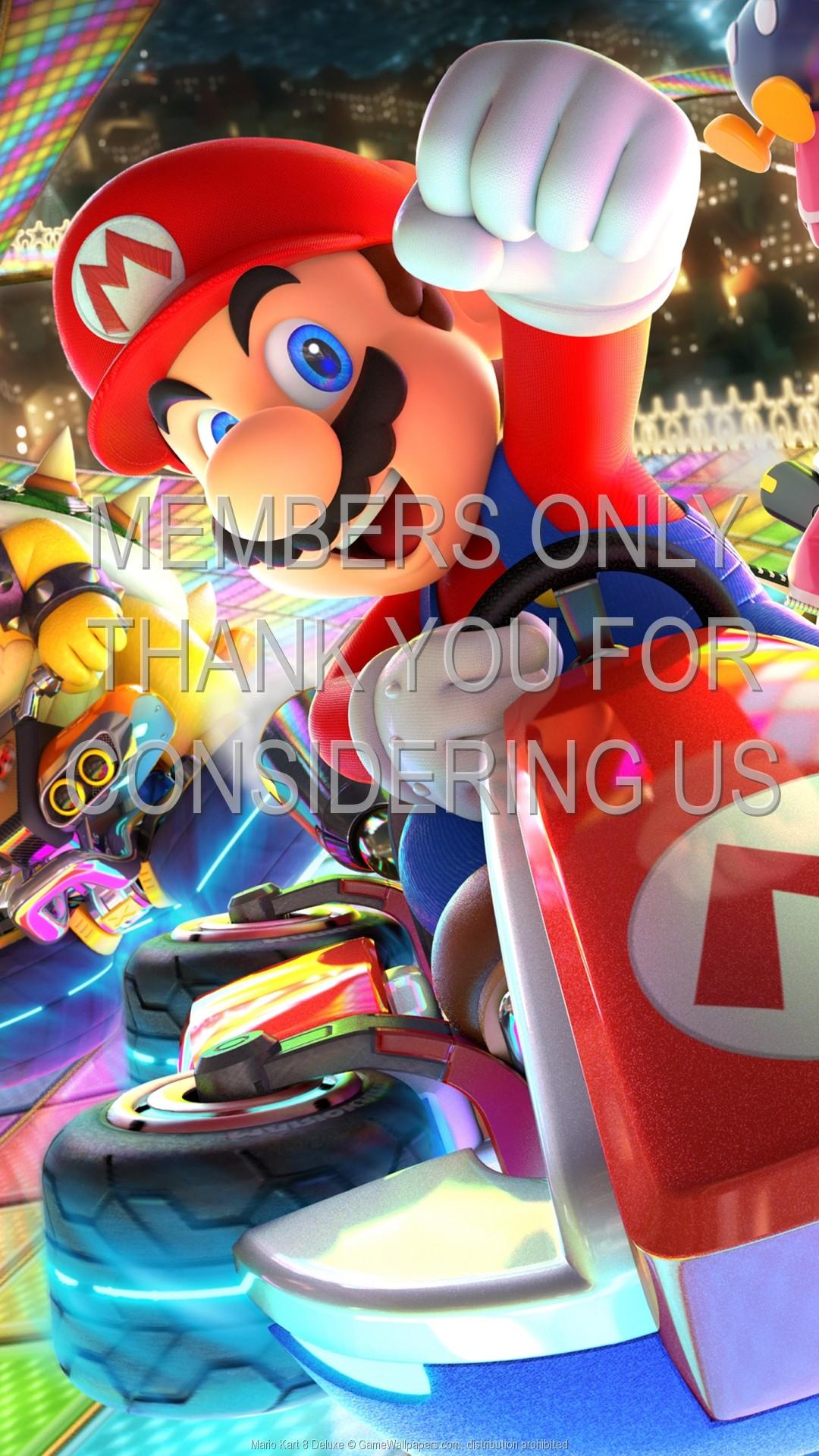 Mario Kart 8 Wallpaper HD (72+ images)