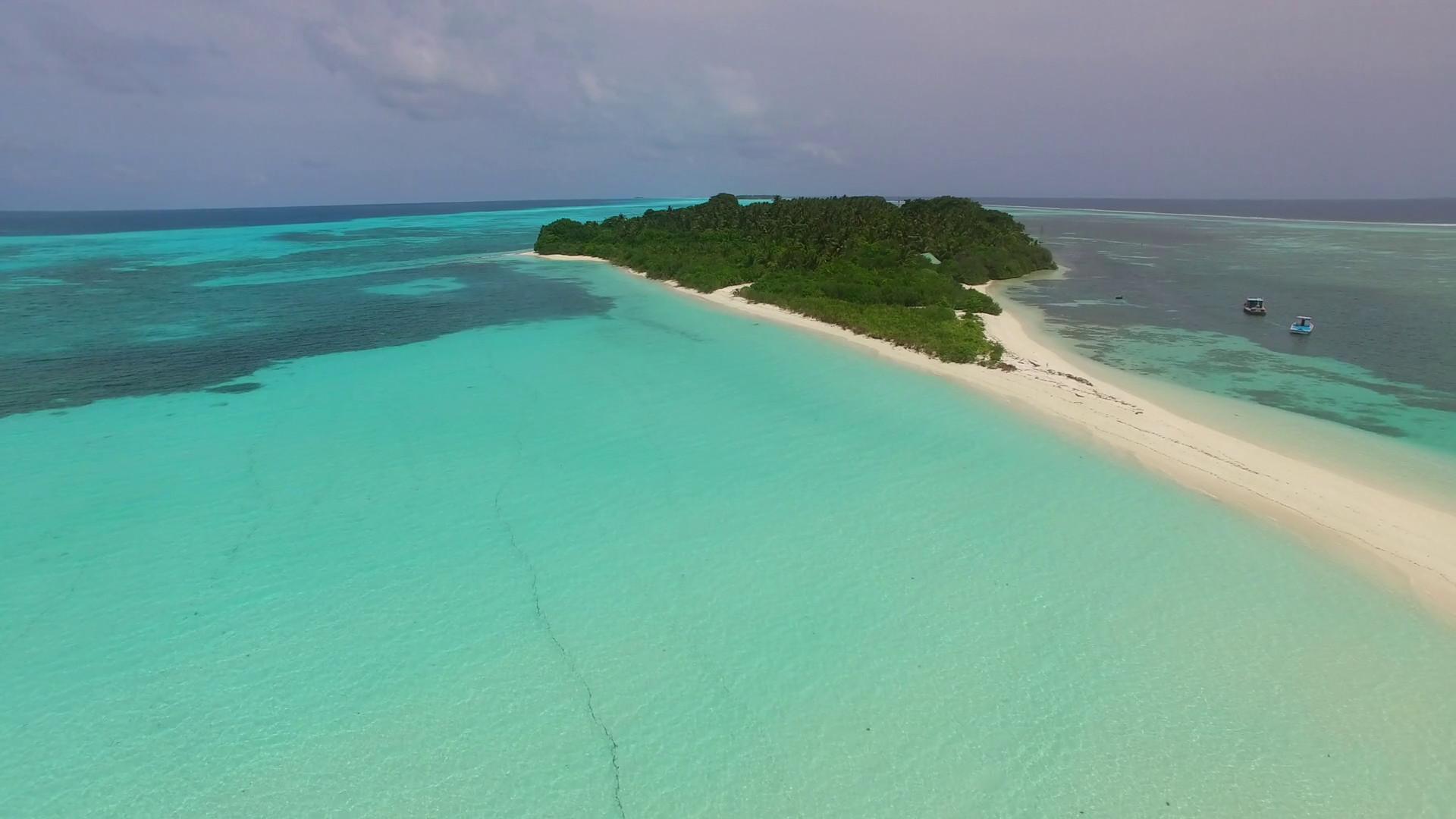 Hd Tropical Island Beach Paradise Wallpapers And Backgrounds: Tropical Island Background (57+ Images