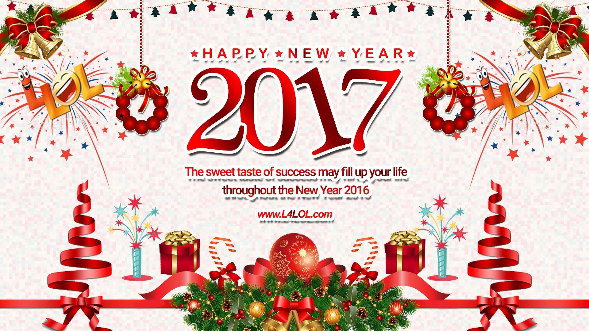 2017 New Year Wallpaper 69 Images