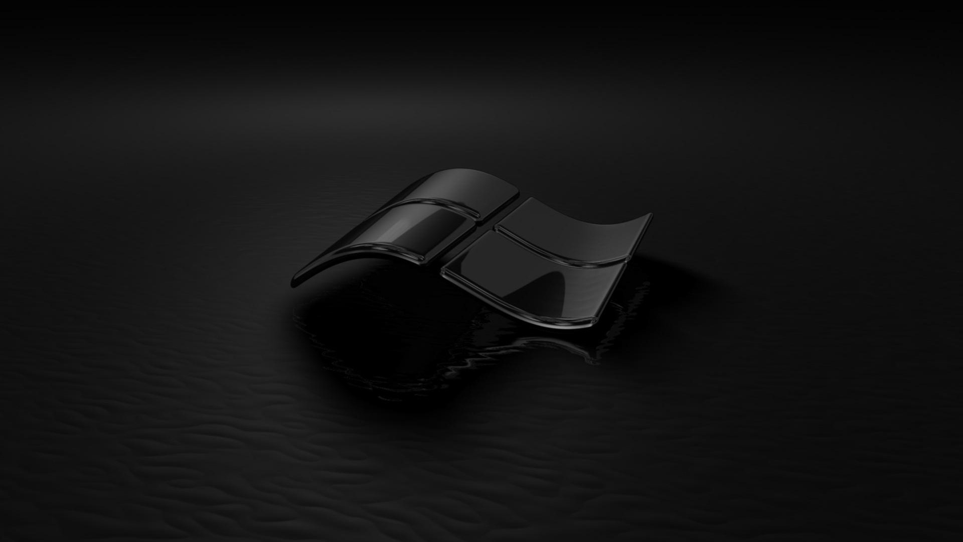 Black Windows 7 Wallpaper 76 Images