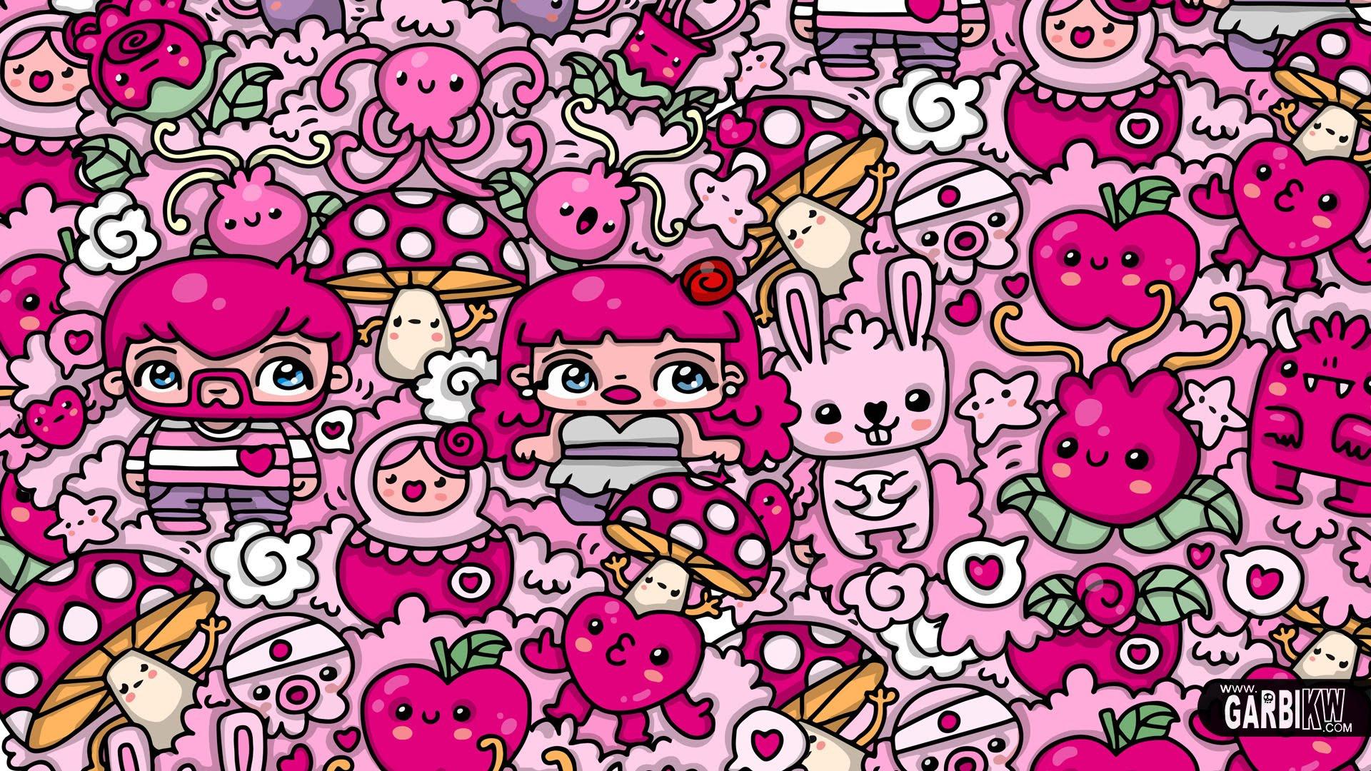 Doodle Wallpaper 40 Images