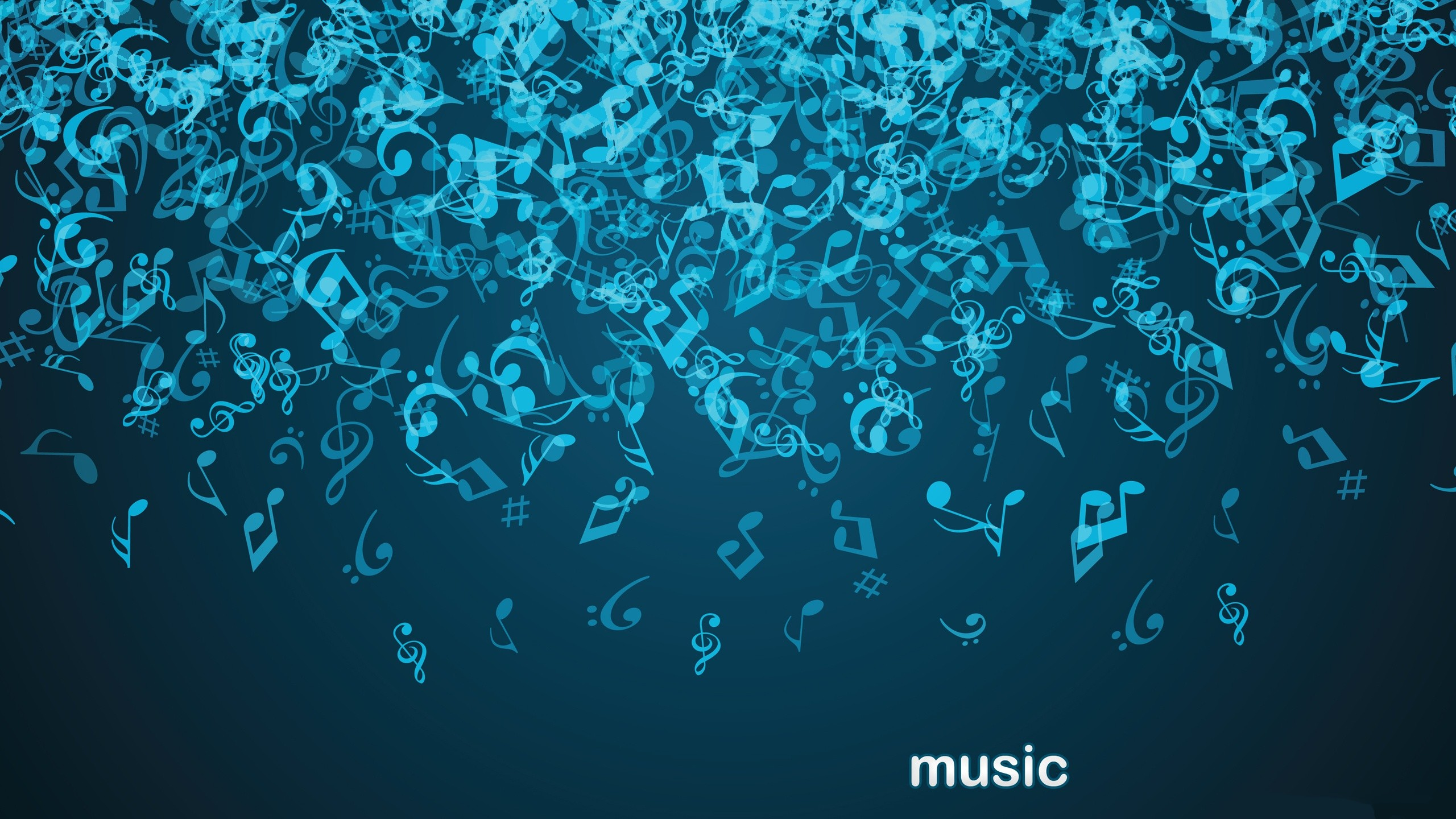 Music Wallpaper For Ipad: Blue Music Wallpaper (73+ Images