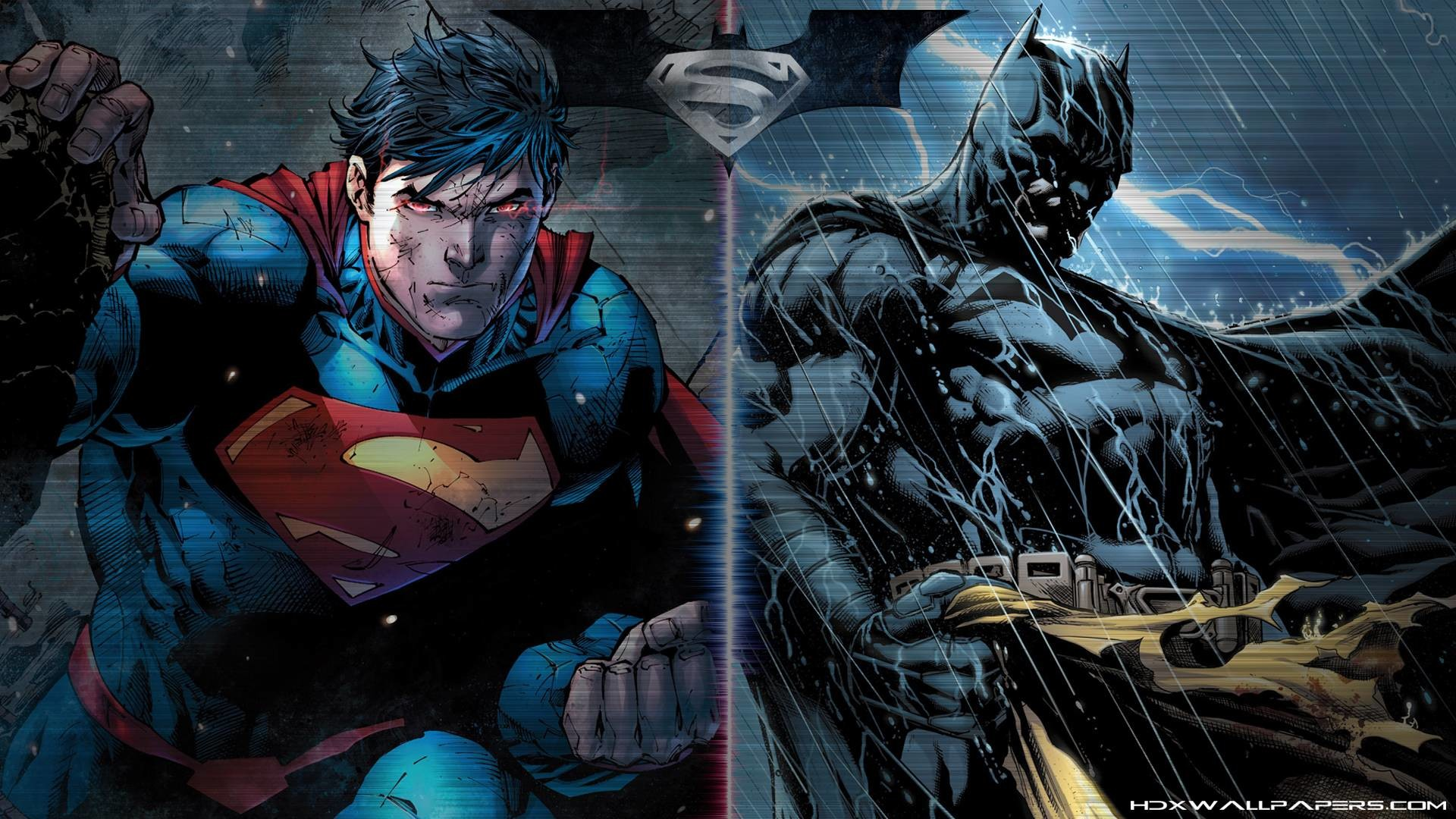 1920x1080 Wallpapers For > Batman Vs Superman 2015 Wallpaper
