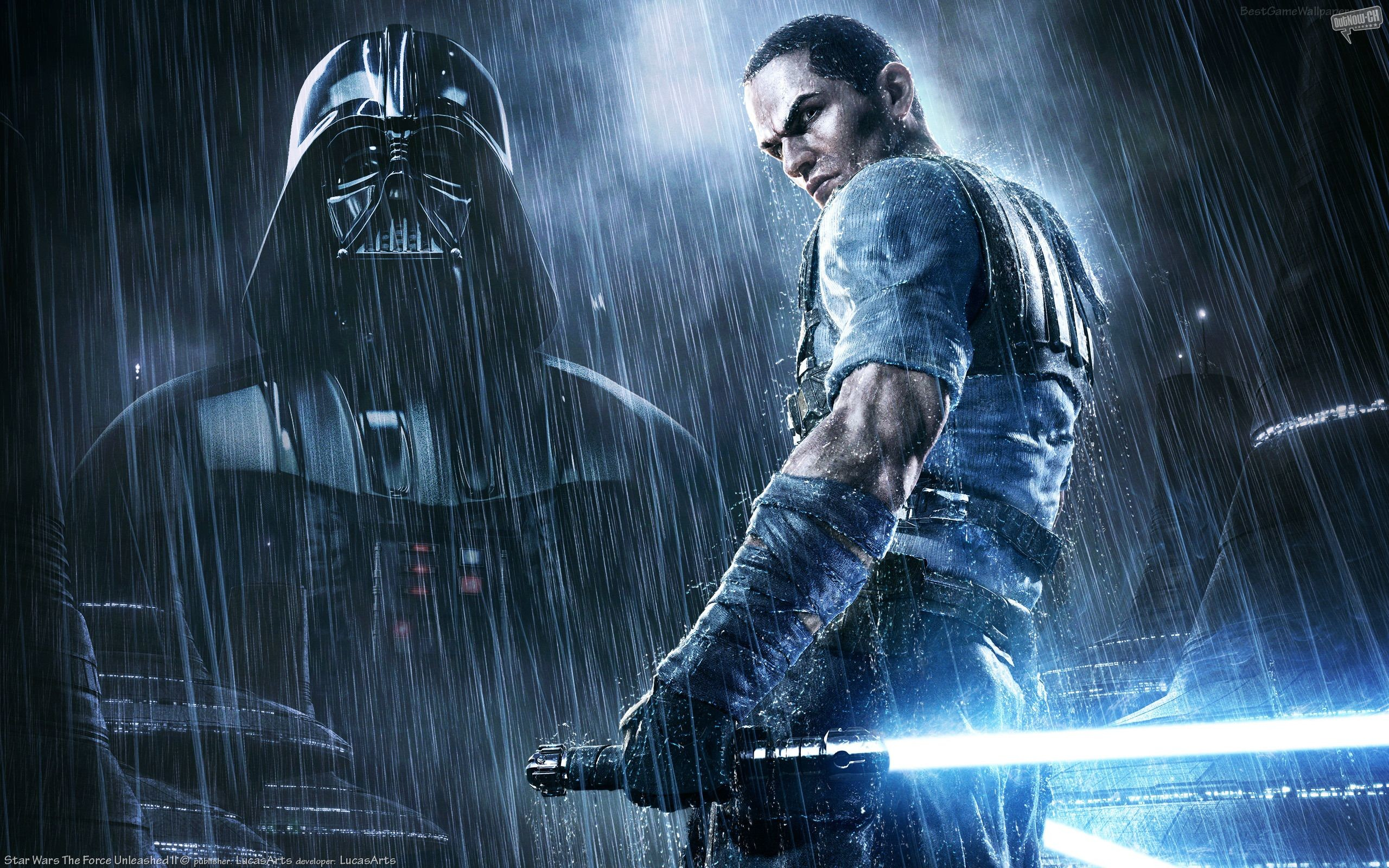 2560x1600 Star Wars: Force Unleashed 2 wallpapers