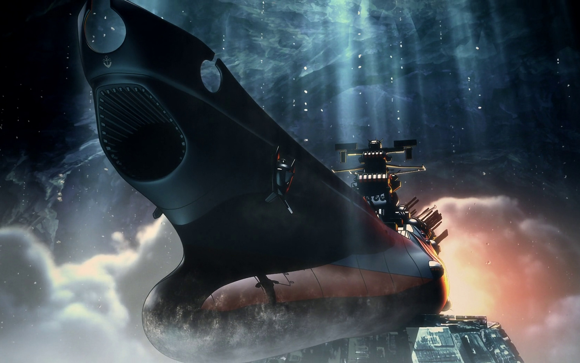 Space Battleship Yamato 2199 Wallpaper (86+ images)